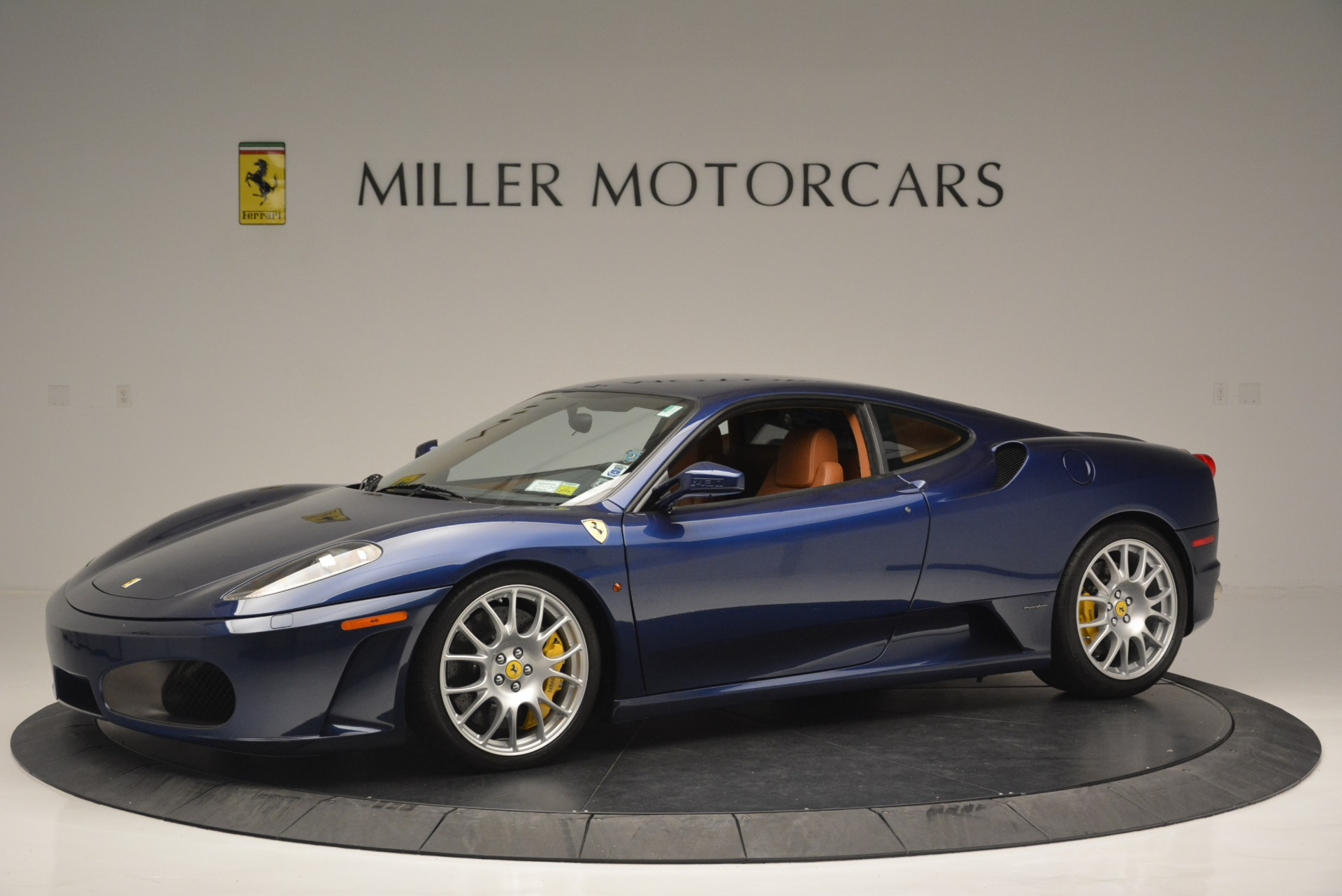 Used 2009 Ferrari F430 6-Speed Manual For Sale In Greenwich, CT 2466_p2