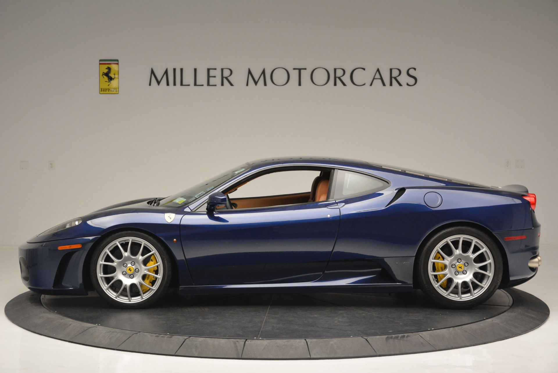 Used 2009 Ferrari F430 6-Speed Manual For Sale In Greenwich, CT 2466_p3