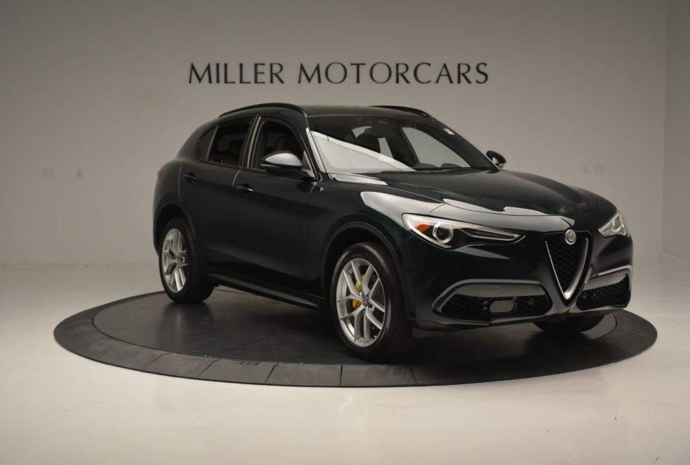 New 2018 Alfa Romeo Stelvio Ti Sport Q4 For Sale In Greenwich, CT 2470_p12