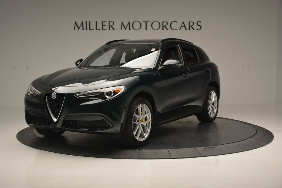 New 2018 Alfa Romeo Stelvio Ti Sport Q4 For Sale In Greenwich, CT 2471_p2