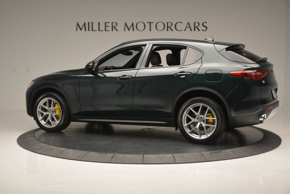 New 2018 Alfa Romeo Stelvio Ti Sport Q4 For Sale In Greenwich, CT 2471_p5