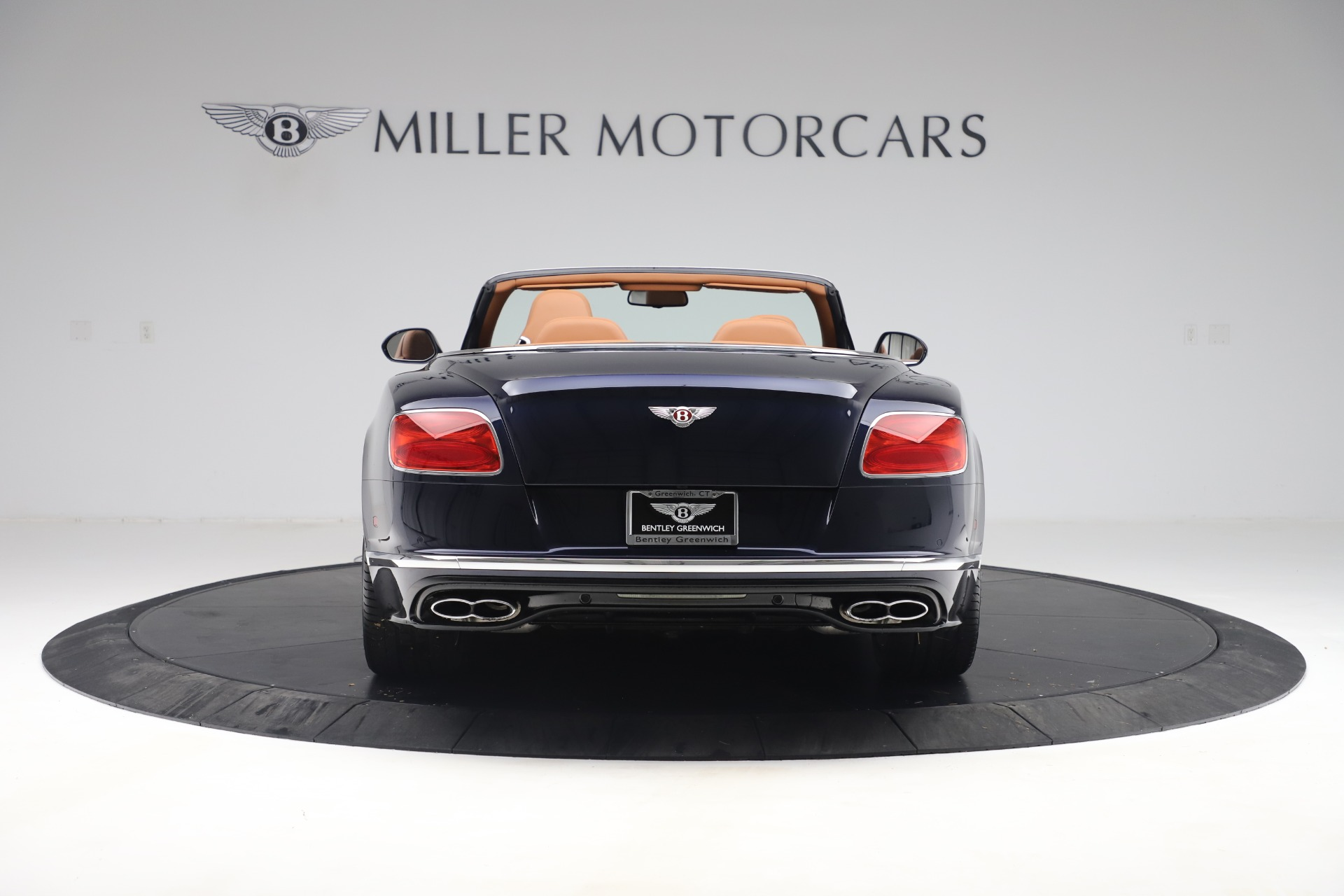 Used 2016 Bentley Continental GT V8 S For Sale In Greenwich, CT 2473_p6