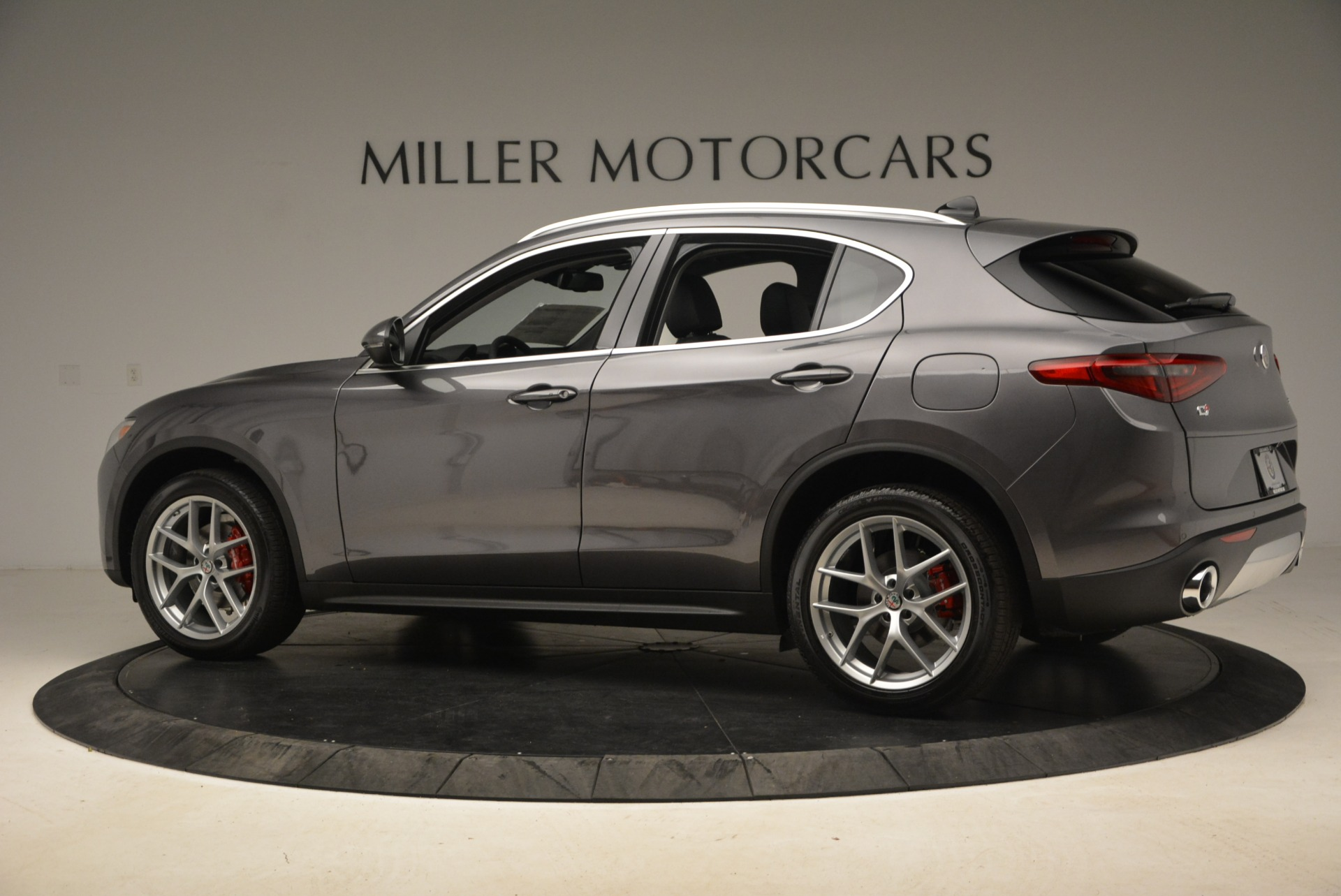 New 2018 Alfa Romeo Stelvio Ti Q4 For Sale In Greenwich, CT 2478_p4