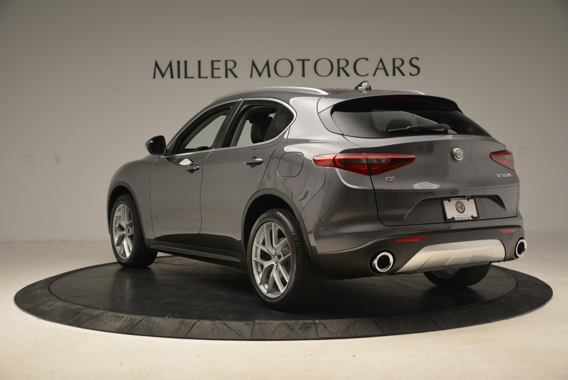 New 2018 Alfa Romeo Stelvio Ti Q4 For Sale In Greenwich, CT 2478_p5