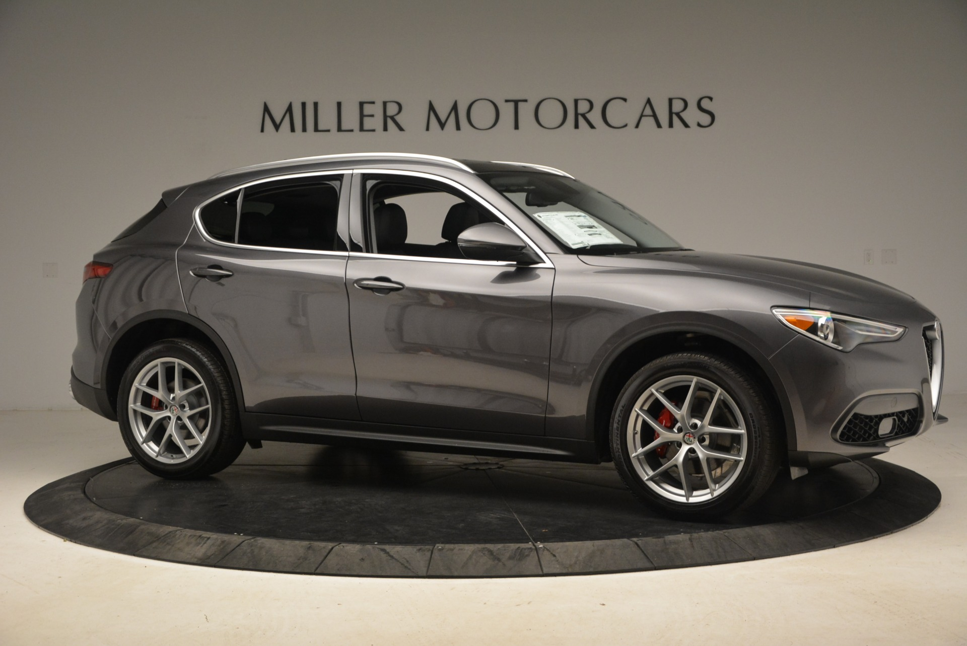 New 2018 Alfa Romeo Stelvio Ti Q4 For Sale In Greenwich, CT 2480_p10