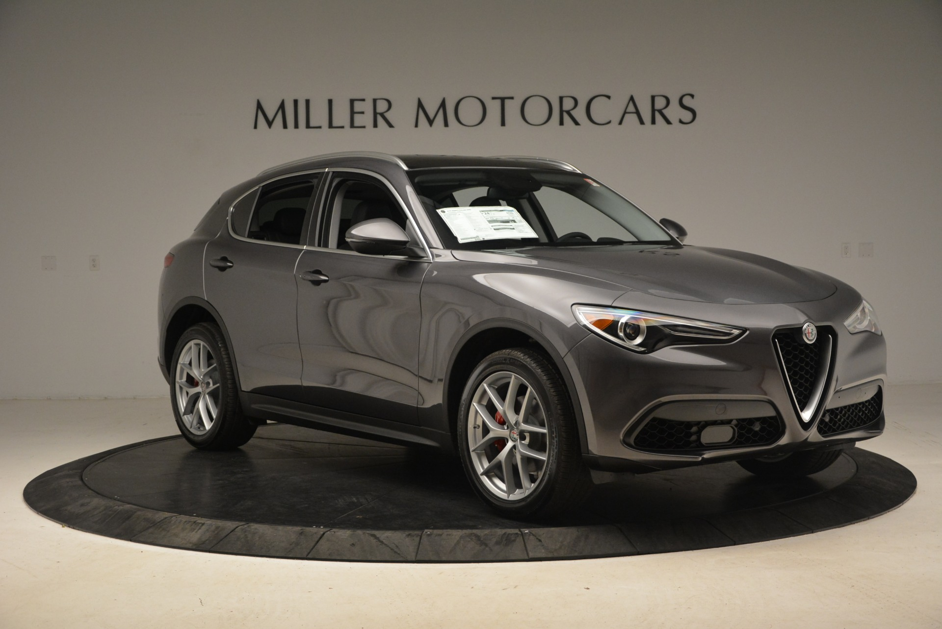 New 2018 Alfa Romeo Stelvio Ti Q4 For Sale In Greenwich, CT 2480_p11