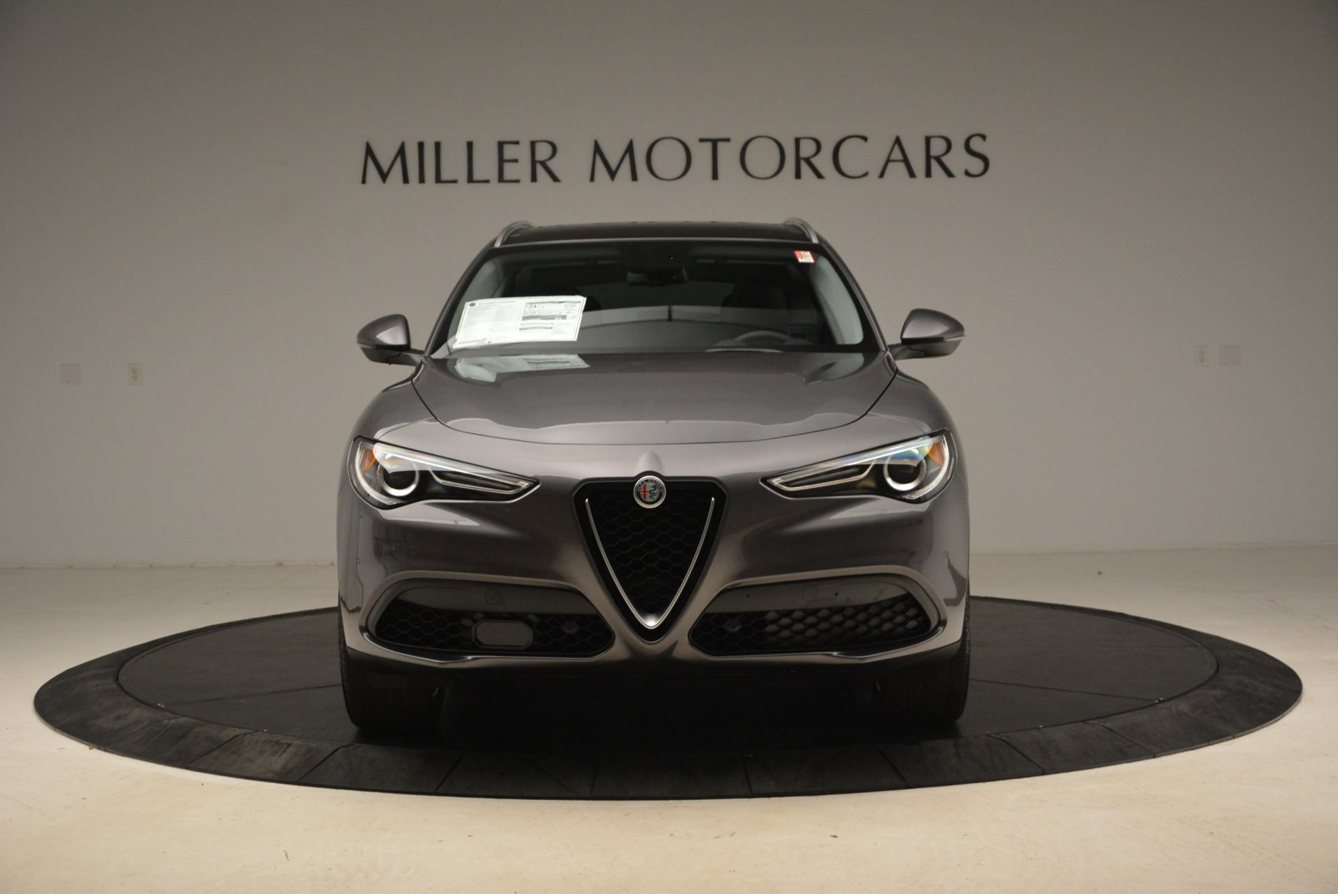 New 2018 Alfa Romeo Stelvio Ti Q4 For Sale In Greenwich, CT 2480_p12
