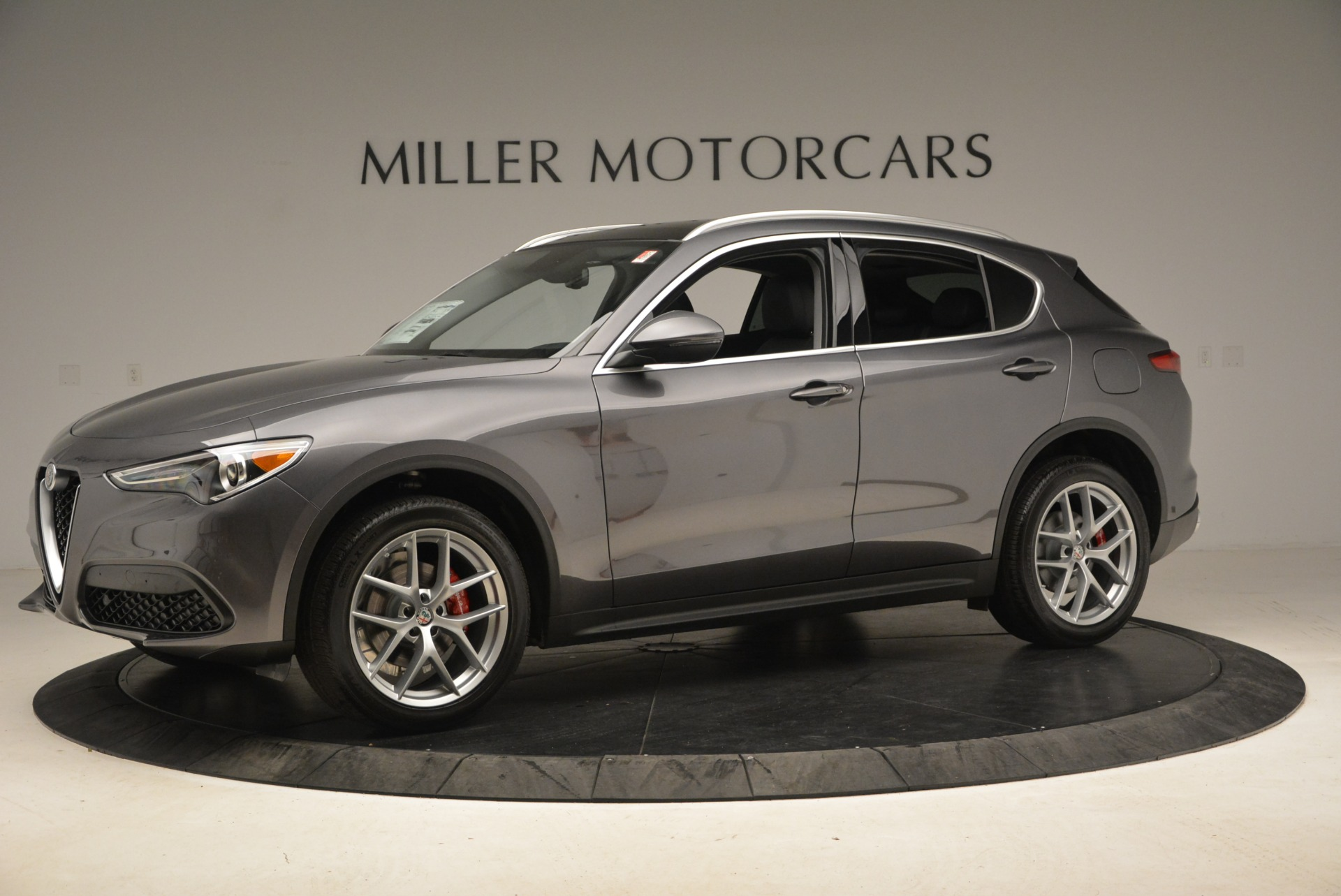 New 2018 Alfa Romeo Stelvio Ti Q4 For Sale In Greenwich, CT 2480_p2