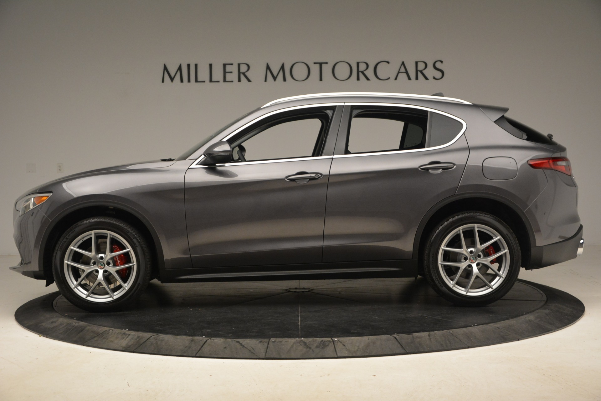 New 2018 Alfa Romeo Stelvio Ti Q4 For Sale In Greenwich, CT 2480_p3