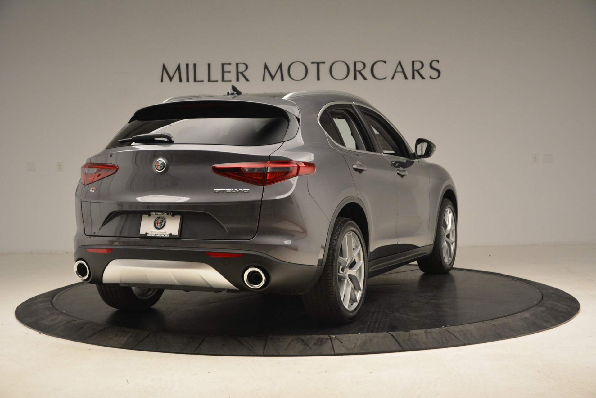 New 2018 Alfa Romeo Stelvio Ti Q4 For Sale In Greenwich, CT 2480_p7