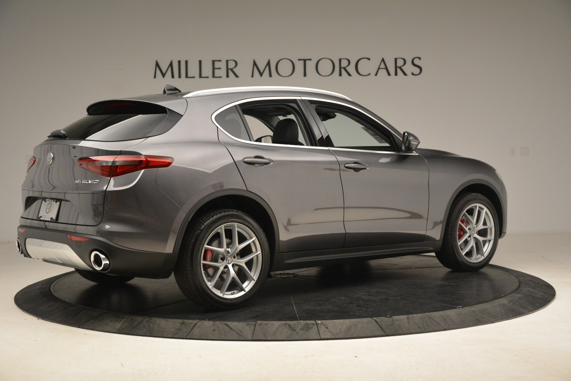 New 2018 Alfa Romeo Stelvio Ti Q4 For Sale In Greenwich, CT 2480_p8