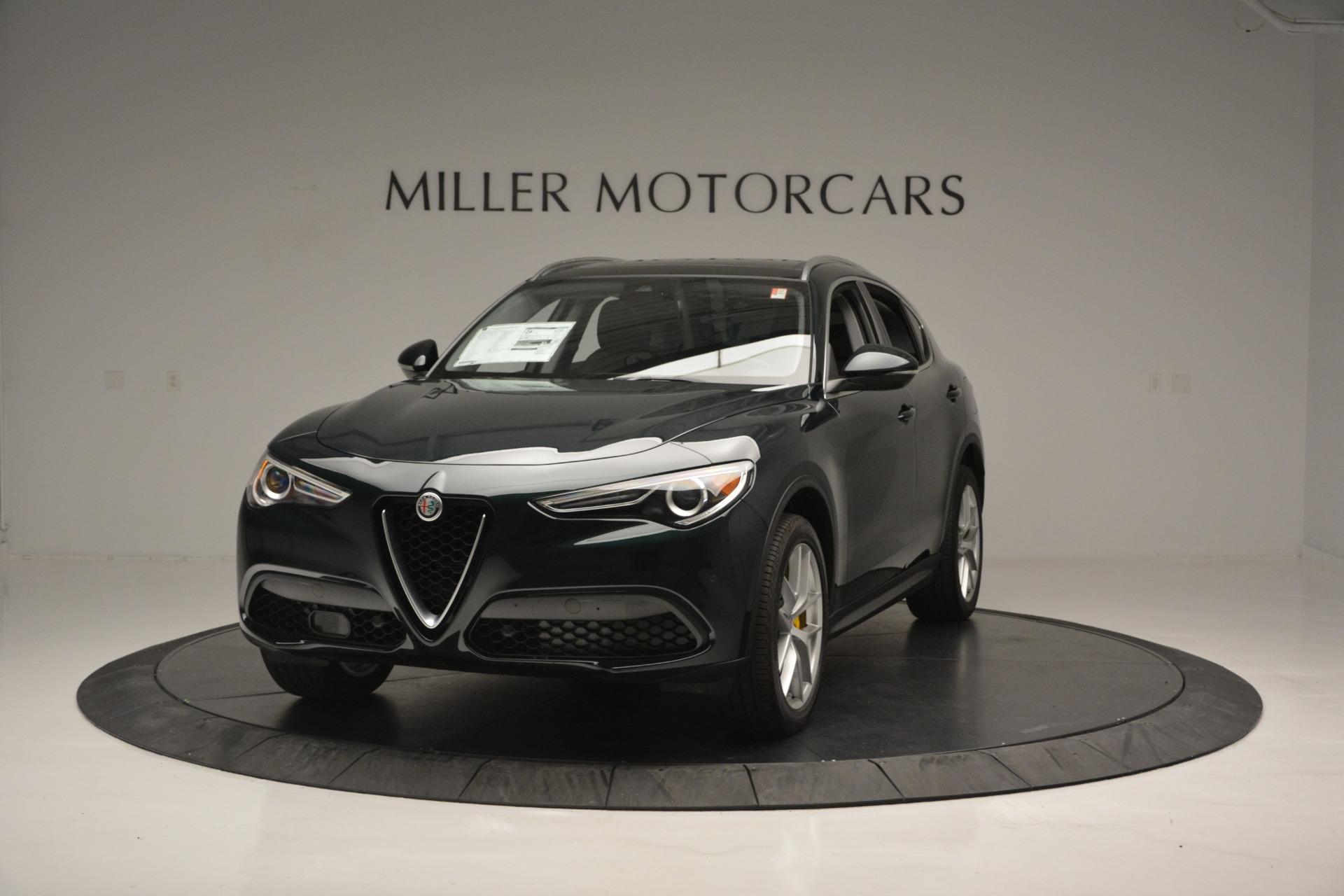 New 2018 Alfa Romeo Stelvio Ti Lusso Q4 For Sale In Greenwich, CT 2482_main