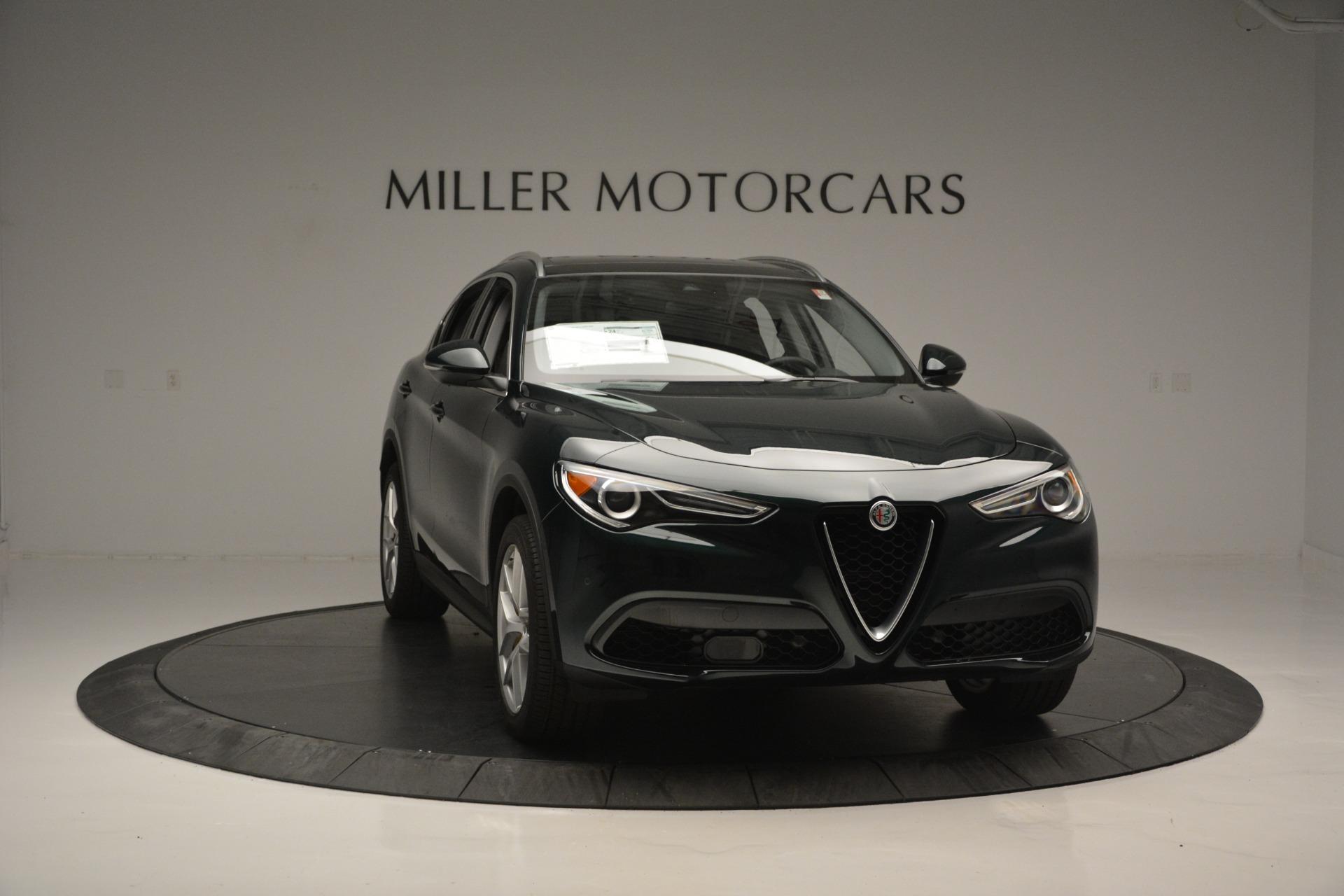 New 2018 Alfa Romeo Stelvio Ti Lusso Q4 For Sale In Greenwich, CT 2482_p13