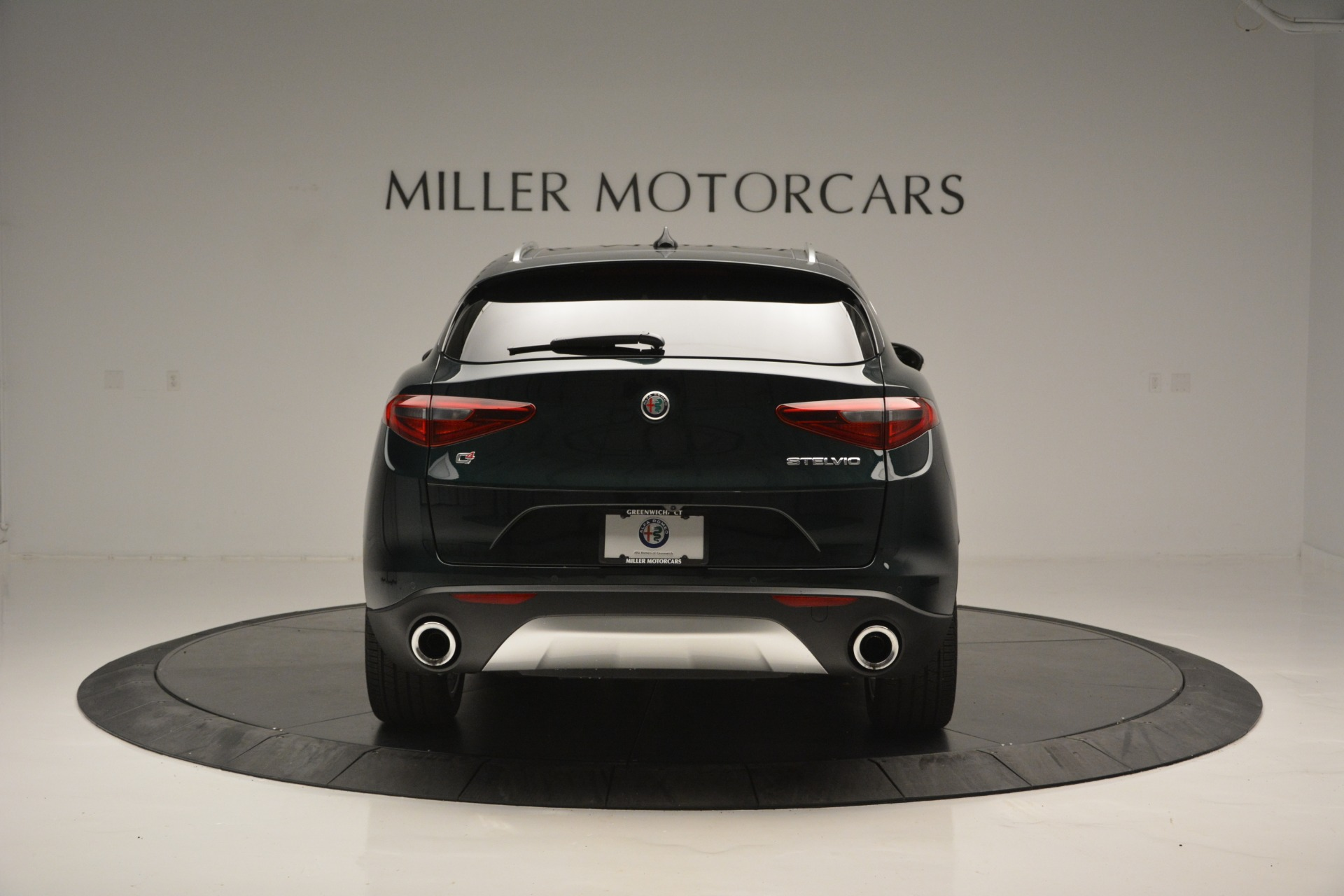 New 2018 Alfa Romeo Stelvio Ti Lusso Q4 For Sale In Greenwich, CT 2482_p7