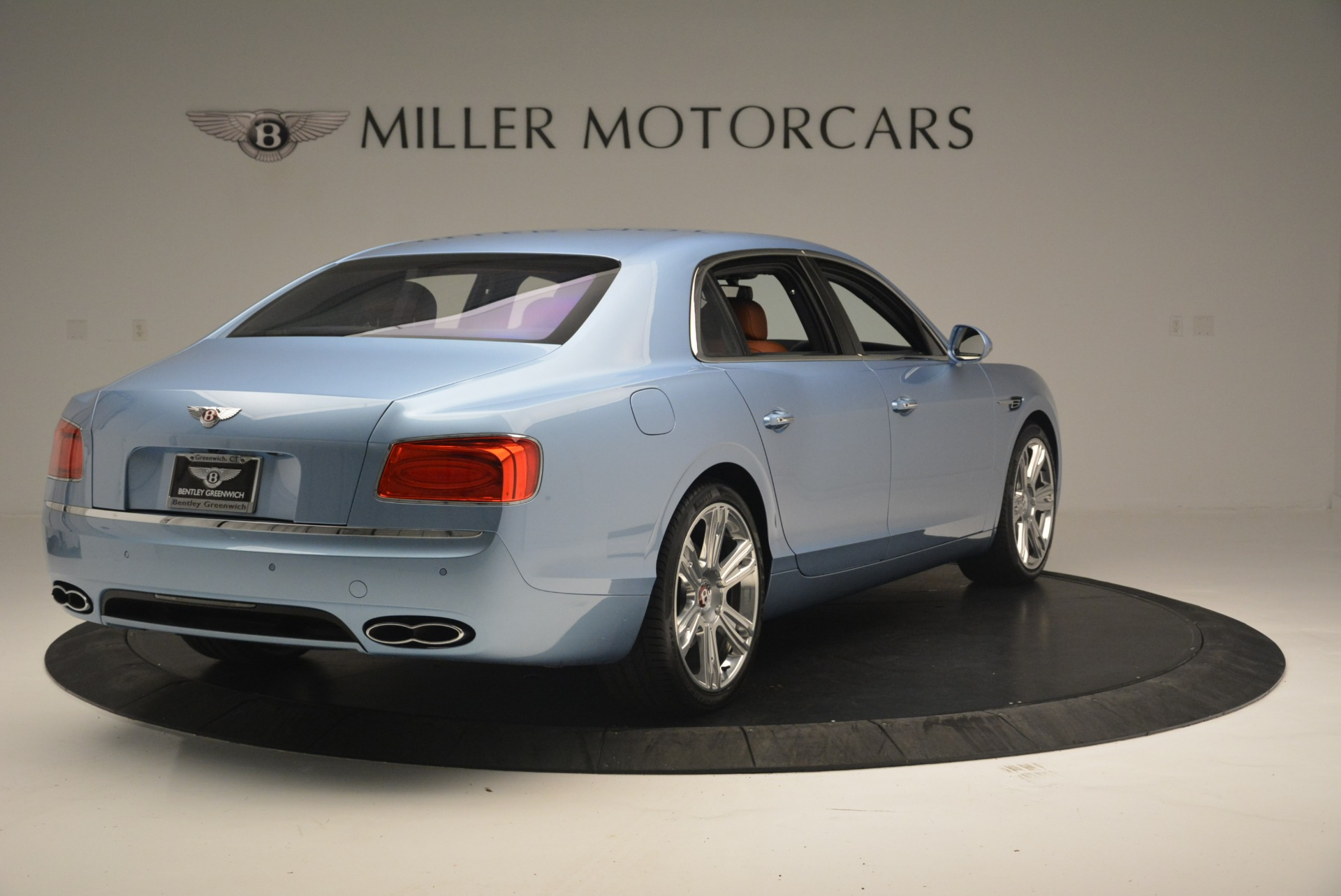New 2018 Bentley Flying Spur V8 For Sale In Greenwich, CT 2484_p7