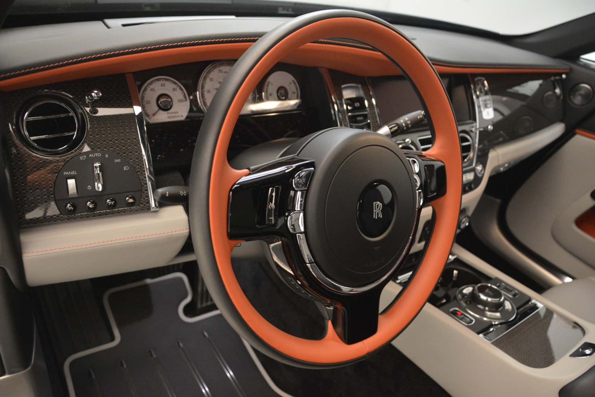 Used 2018 Rolls-Royce Wraith Black Badge Nebula Collection For Sale In Greenwich, CT 2491_p20