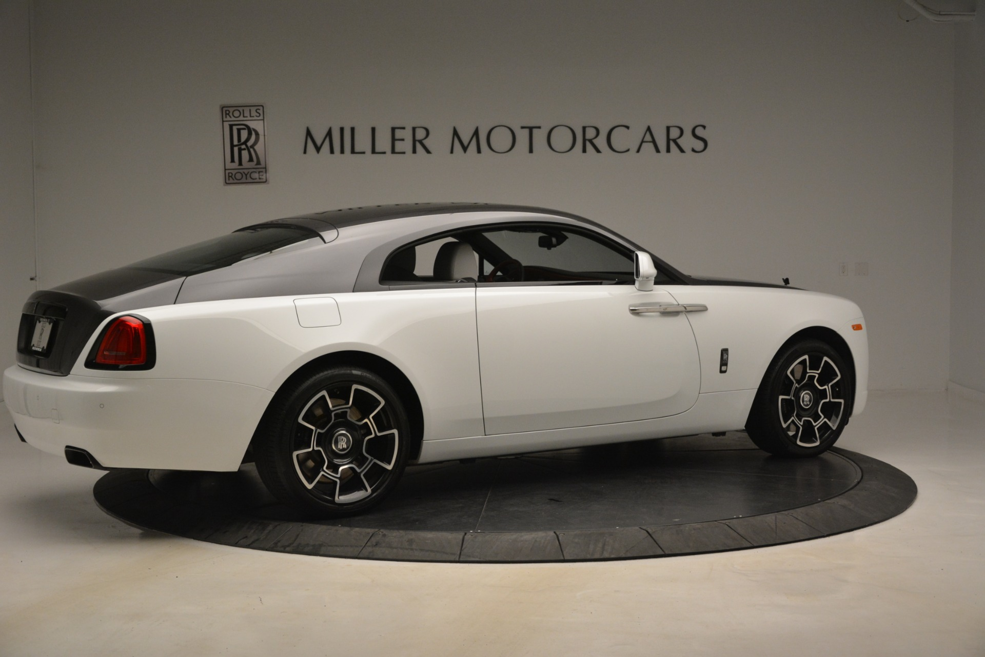Used 2018 Rolls-Royce Wraith Black Badge Nebula Collection For Sale In Greenwich, CT 2491_p8