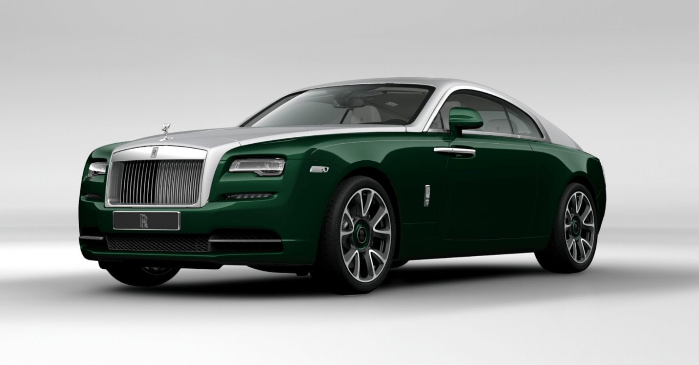 Used 2018 Rolls-Royce Wraith  For Sale In Greenwich, CT 2492_main