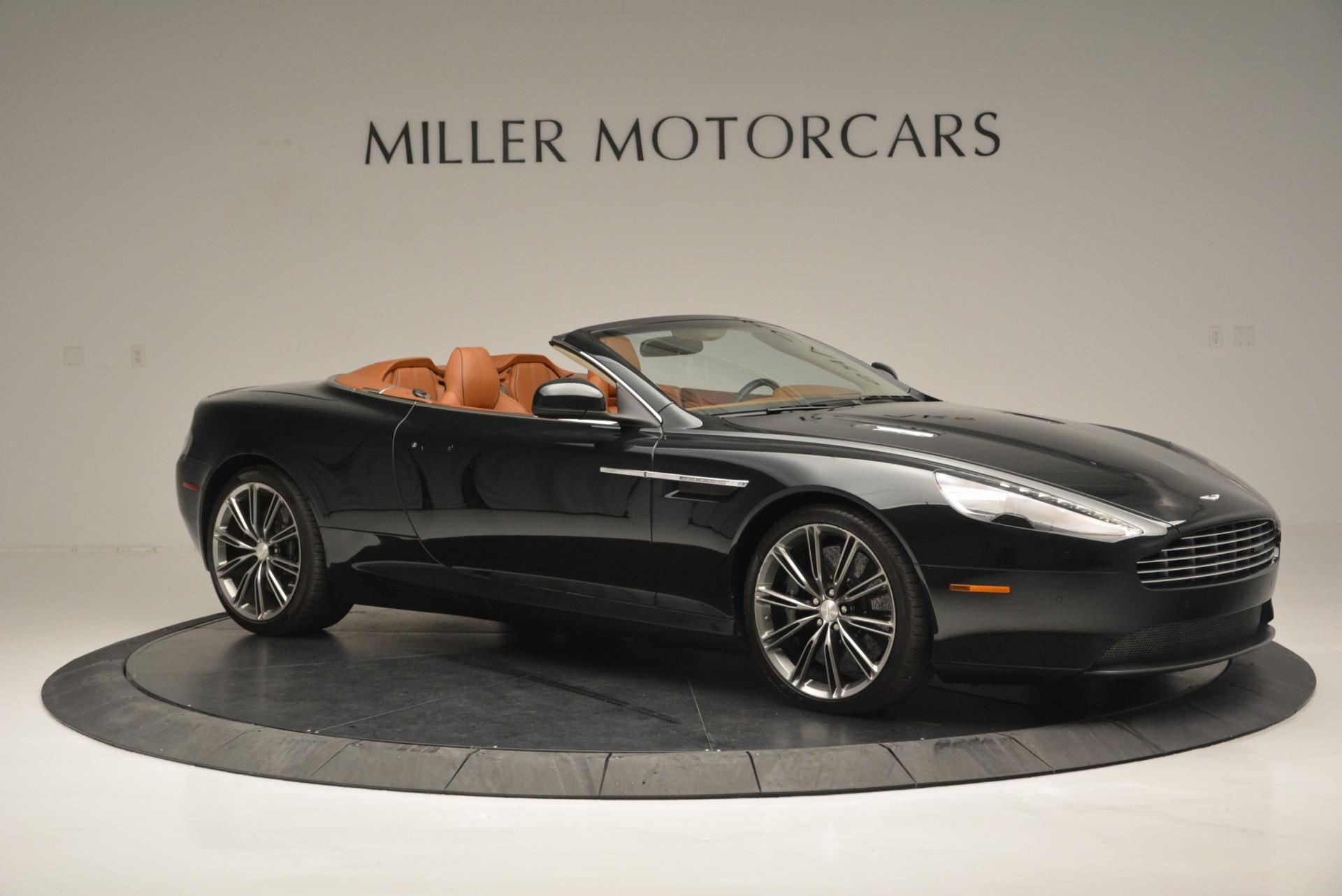 Used 2012 Aston Martin Virage Volante For Sale In Greenwich, CT 2508_p10