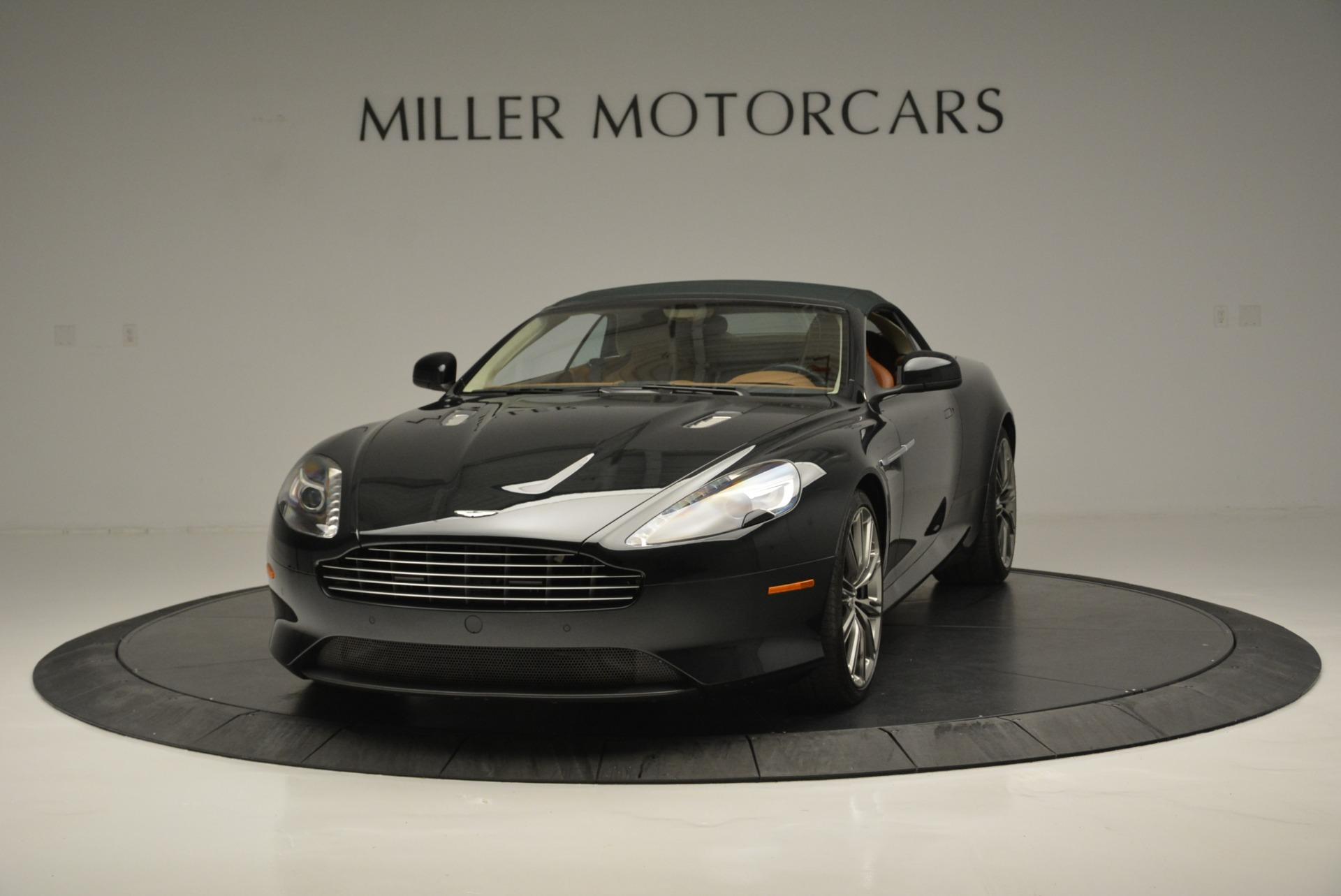 Used 2012 Aston Martin Virage Volante For Sale In Greenwich, CT 2508_p13