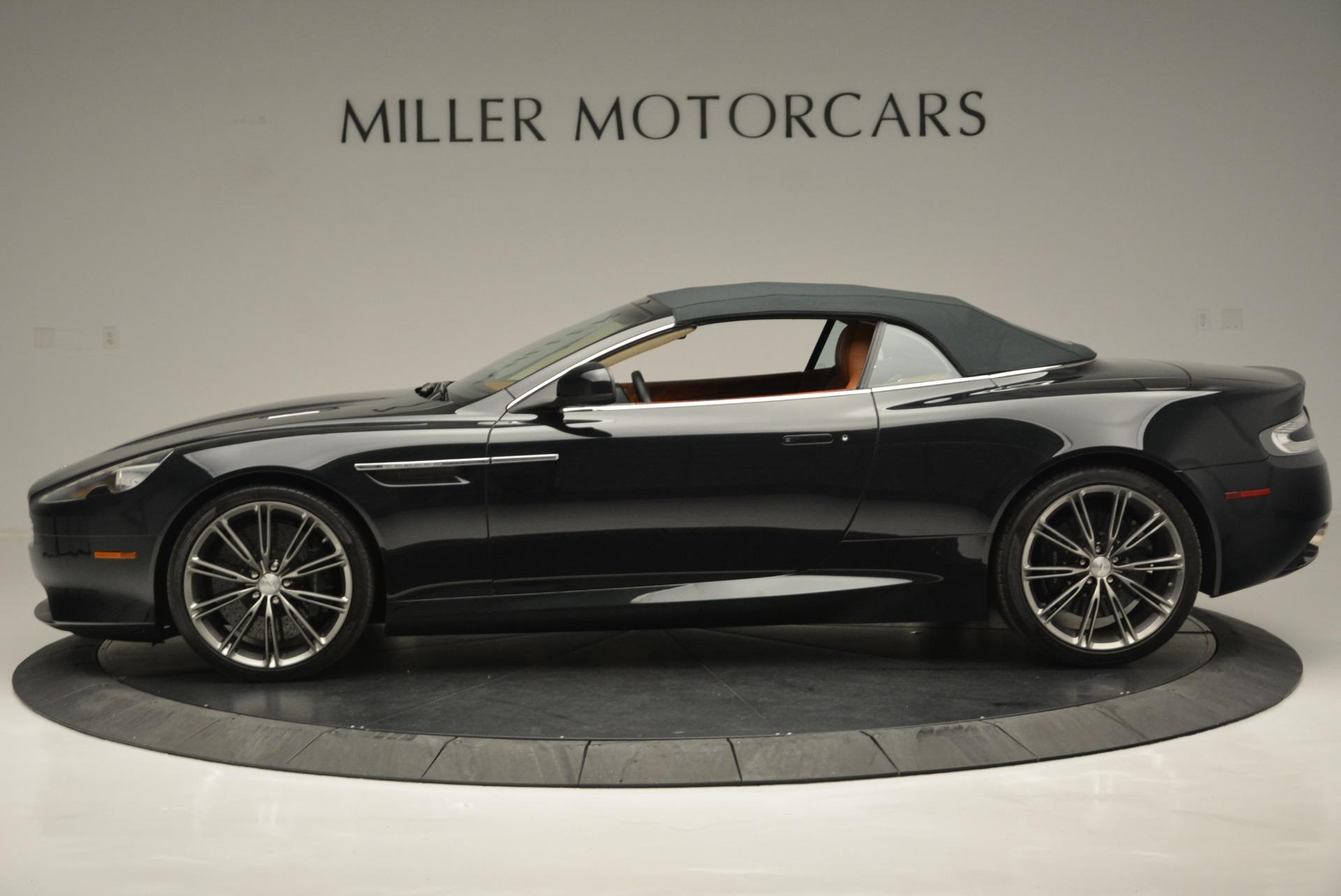 Used 2012 Aston Martin Virage Volante For Sale In Greenwich, CT 2508_p15