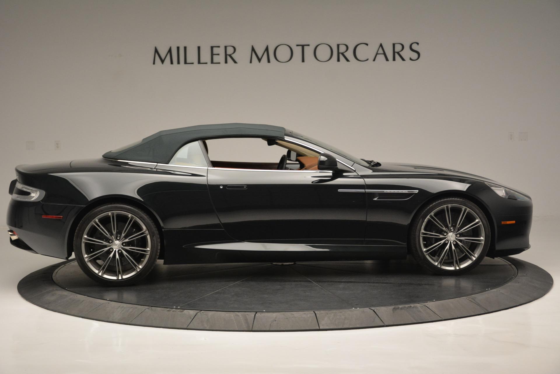 Used 2012 Aston Martin Virage Volante For Sale In Greenwich, CT 2508_p16