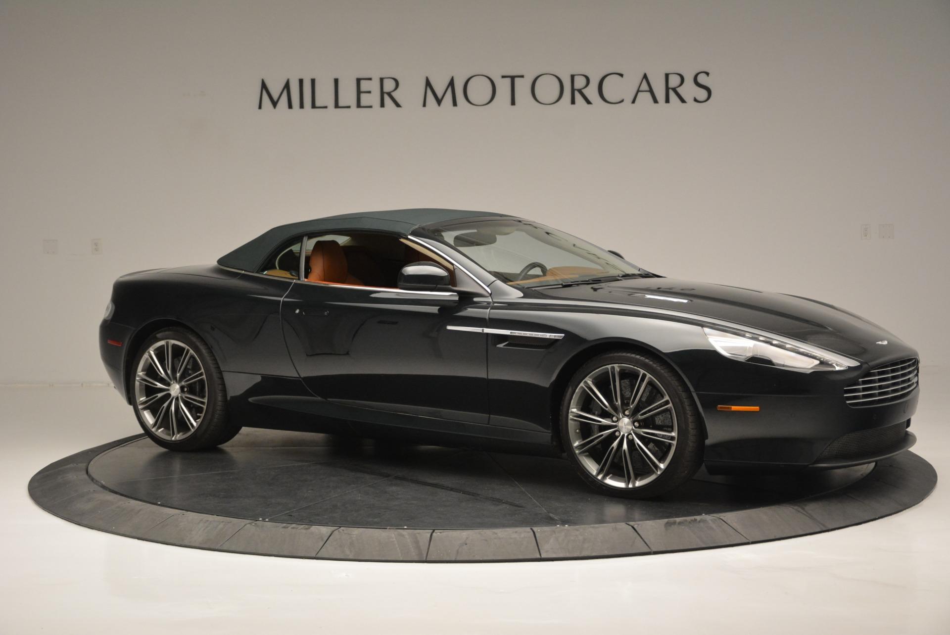 Used 2012 Aston Martin Virage Volante For Sale In Greenwich, CT 2508_p17