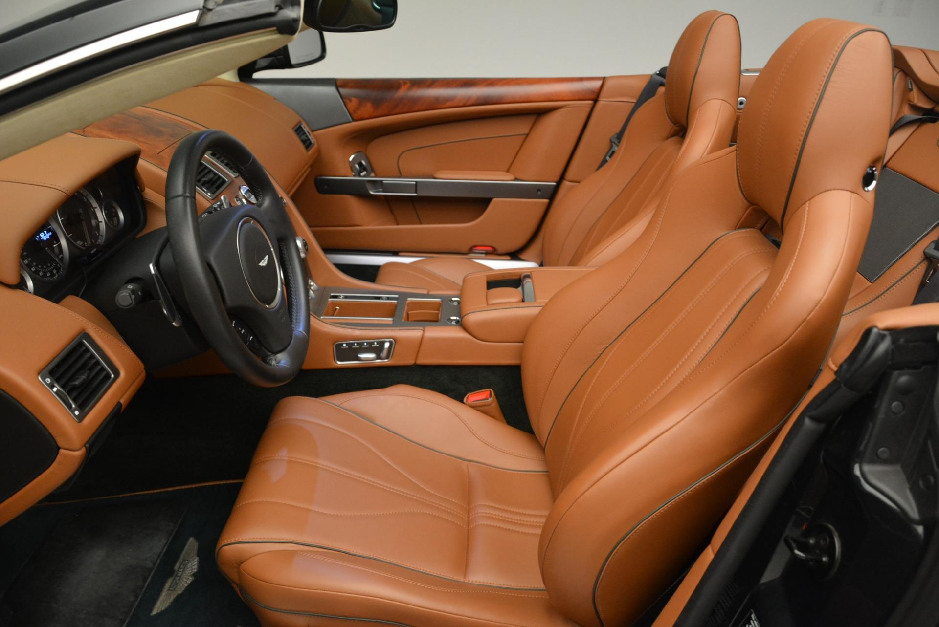 Used 2012 Aston Martin Virage Volante For Sale In Greenwich, CT 2508_p19