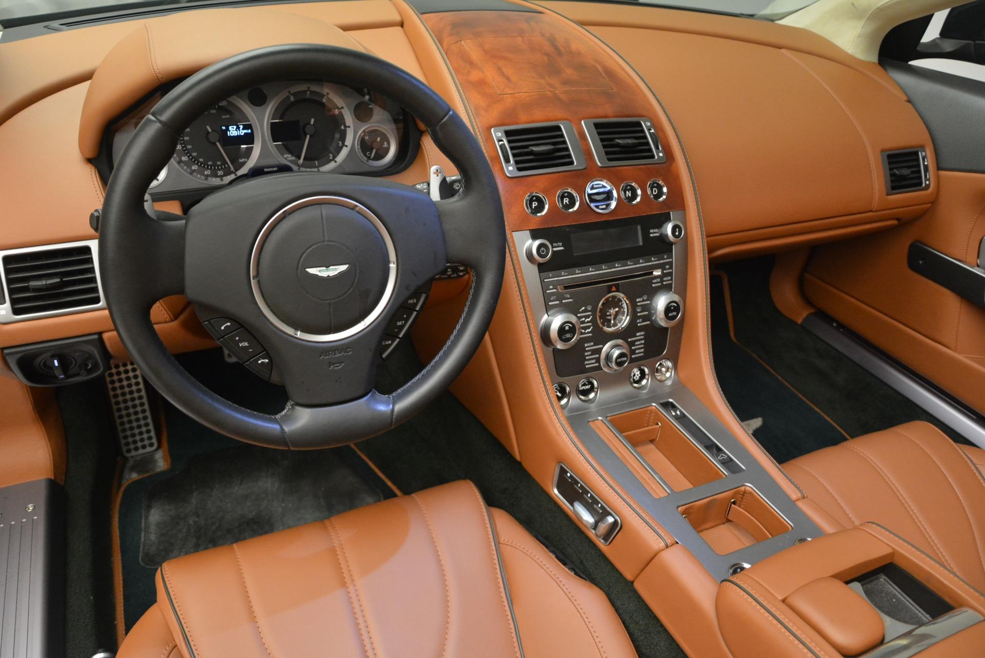 Used 2012 Aston Martin Virage Volante For Sale In Greenwich, CT 2508_p20