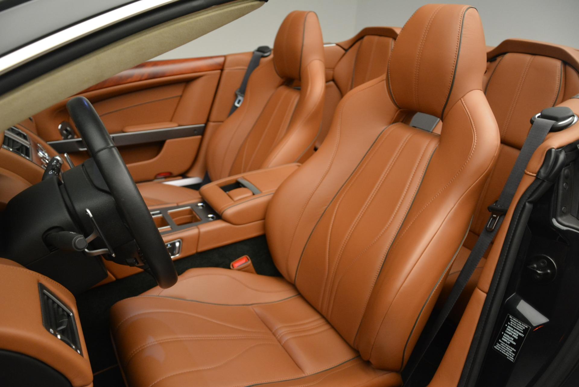 Used 2012 Aston Martin Virage Volante For Sale In Greenwich, CT 2508_p21