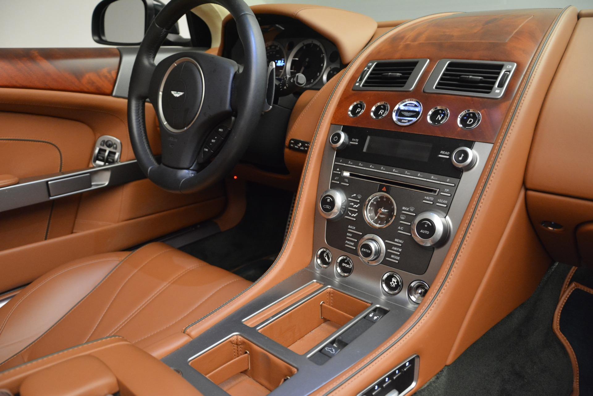 Used 2012 Aston Martin Virage Volante For Sale In Greenwich, CT 2508_p24
