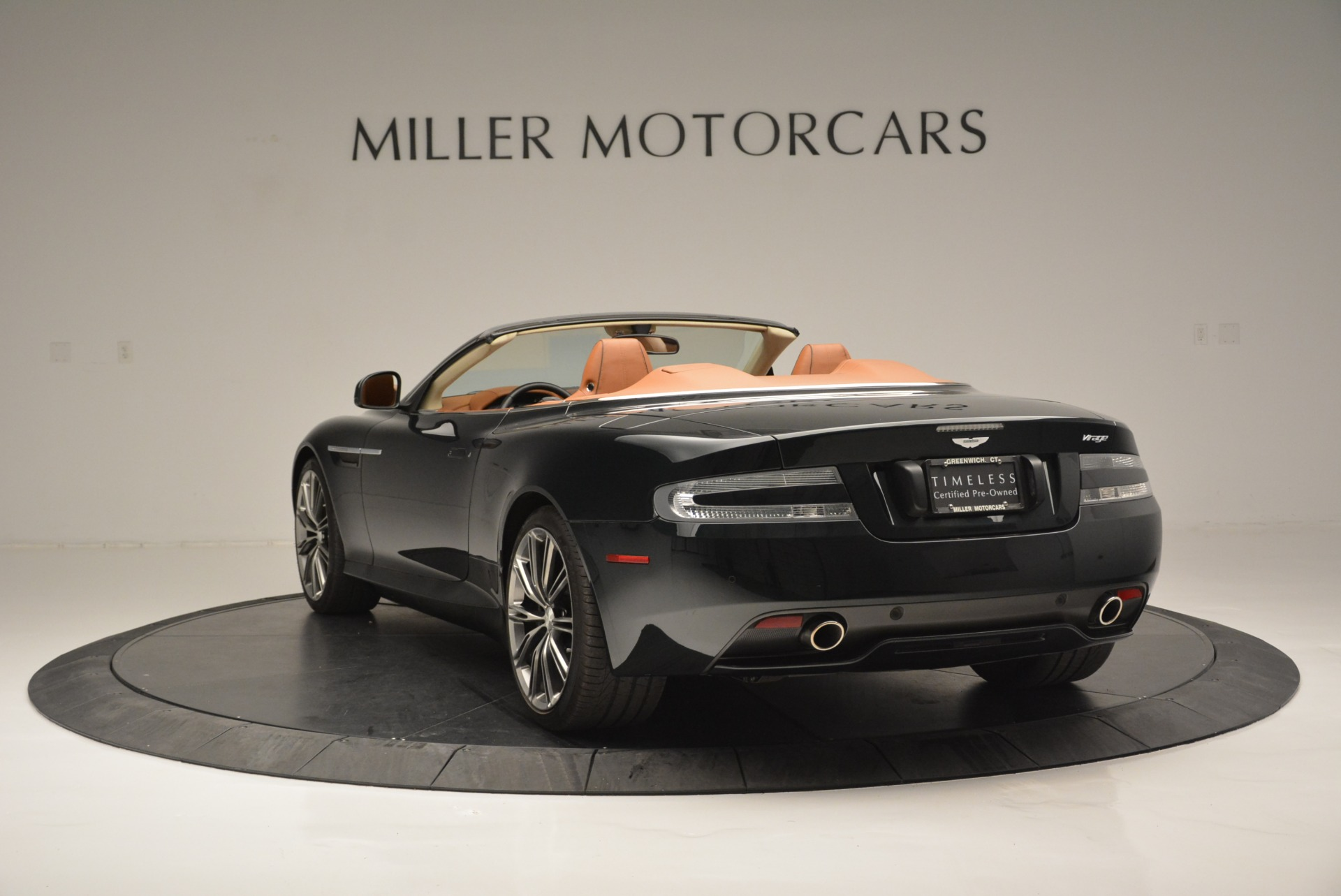 Used 2012 Aston Martin Virage Volante For Sale In Greenwich, CT 2508_p5