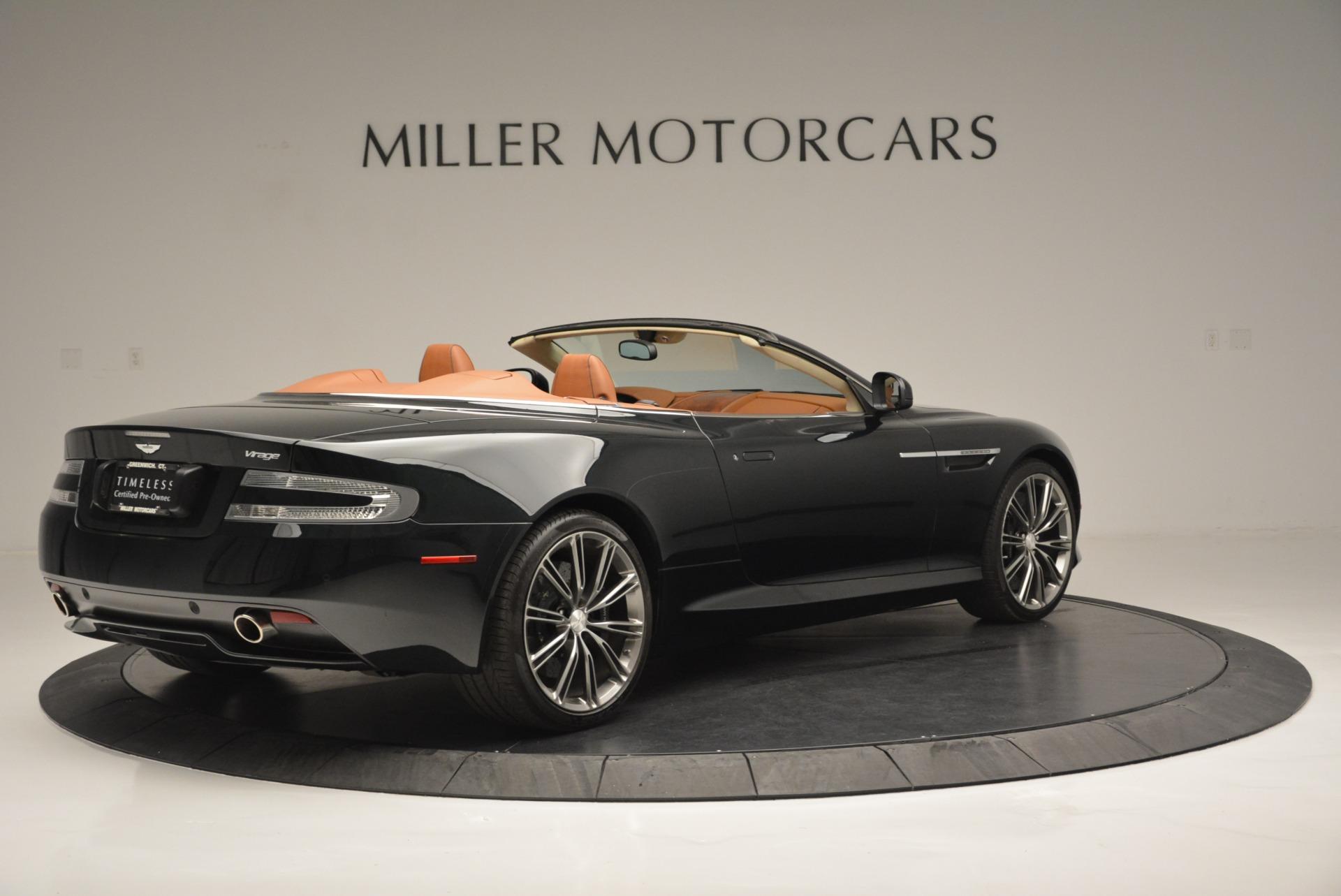 Used 2012 Aston Martin Virage Volante For Sale In Greenwich, CT 2508_p8