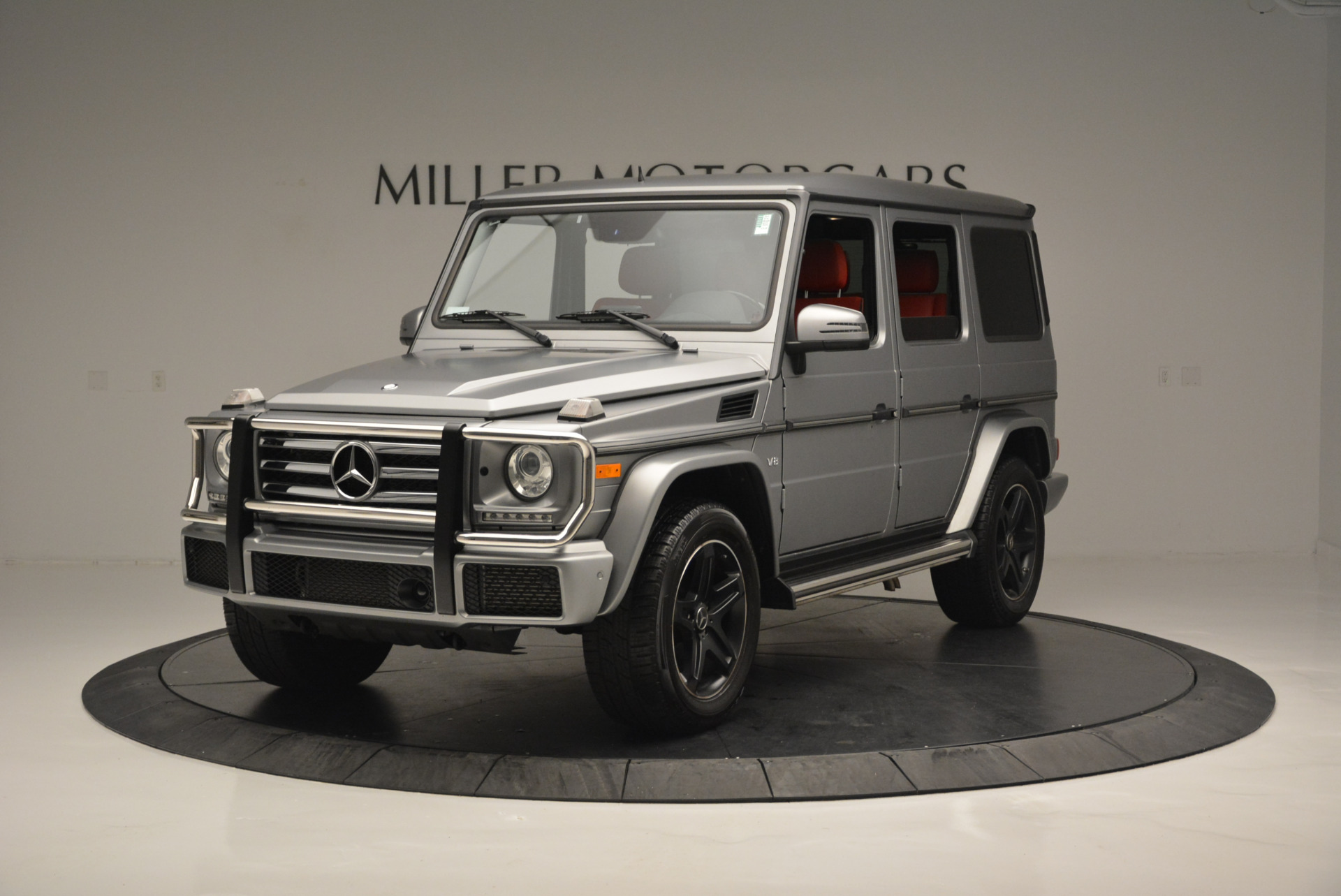 Used 2016 Mercedes-Benz G-Class G 550 For Sale In Greenwich, CT