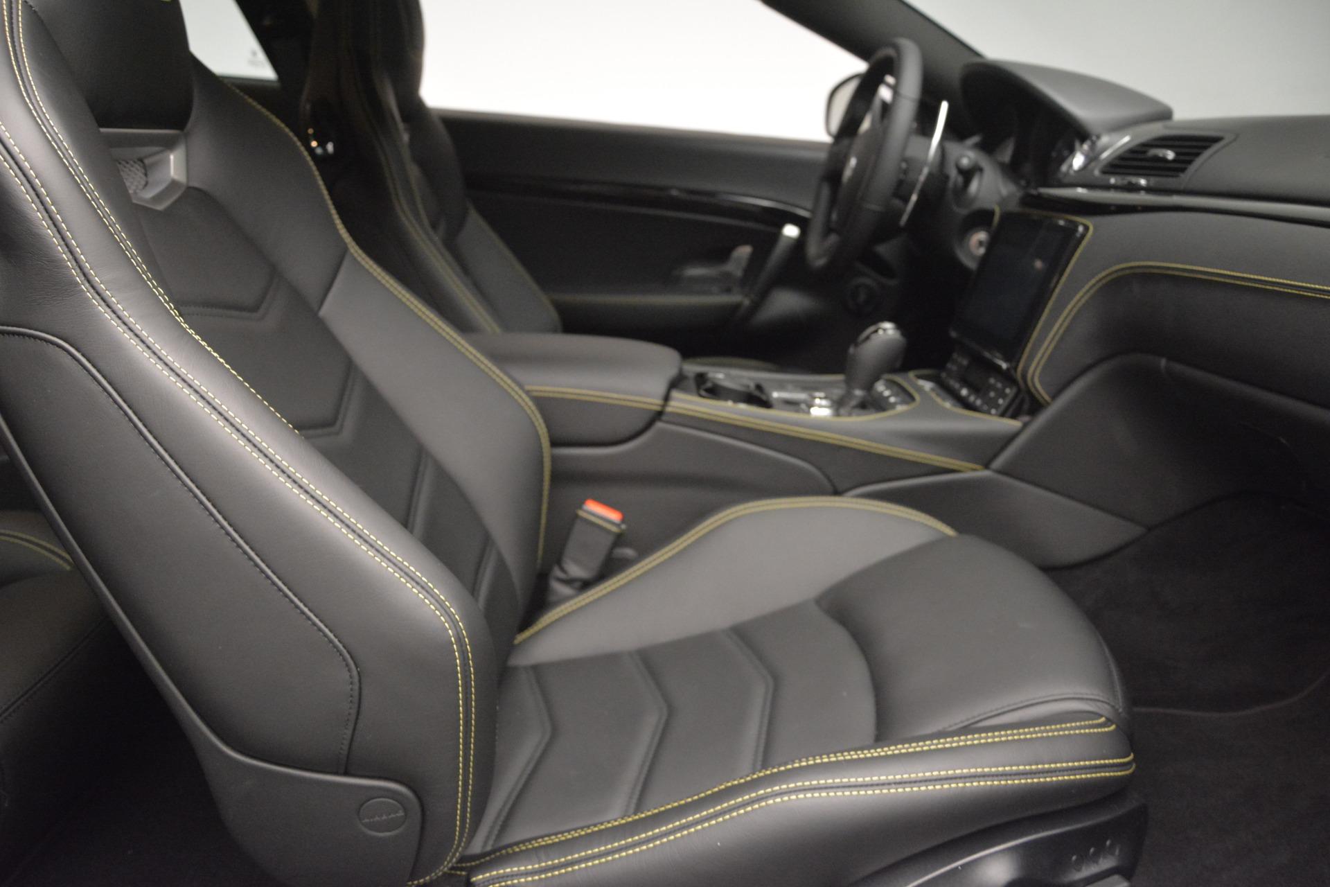 New 2018 Maserati GranTurismo Sport For Sale In Greenwich, CT 2513_p19