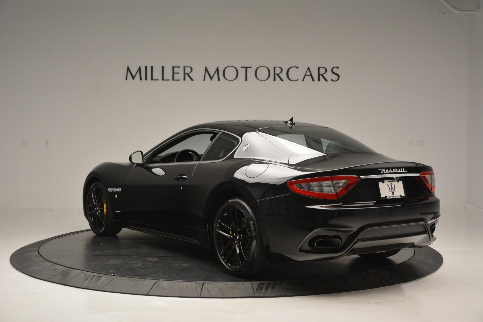 New 2018 Maserati GranTurismo Sport For Sale In Greenwich, CT 2513_p5