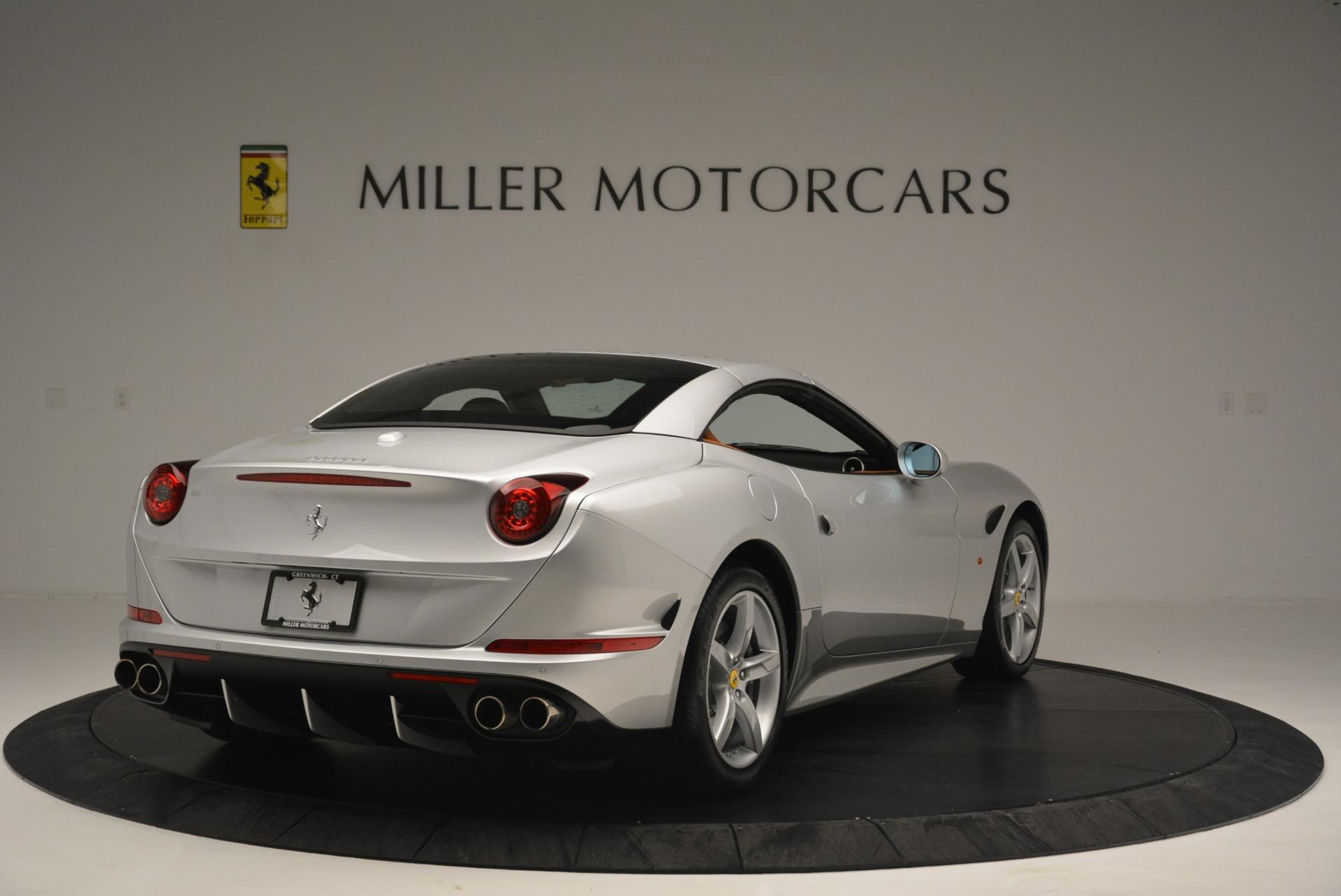 Used 2015 Ferrari California T  For Sale In Greenwich, CT 2514_p19