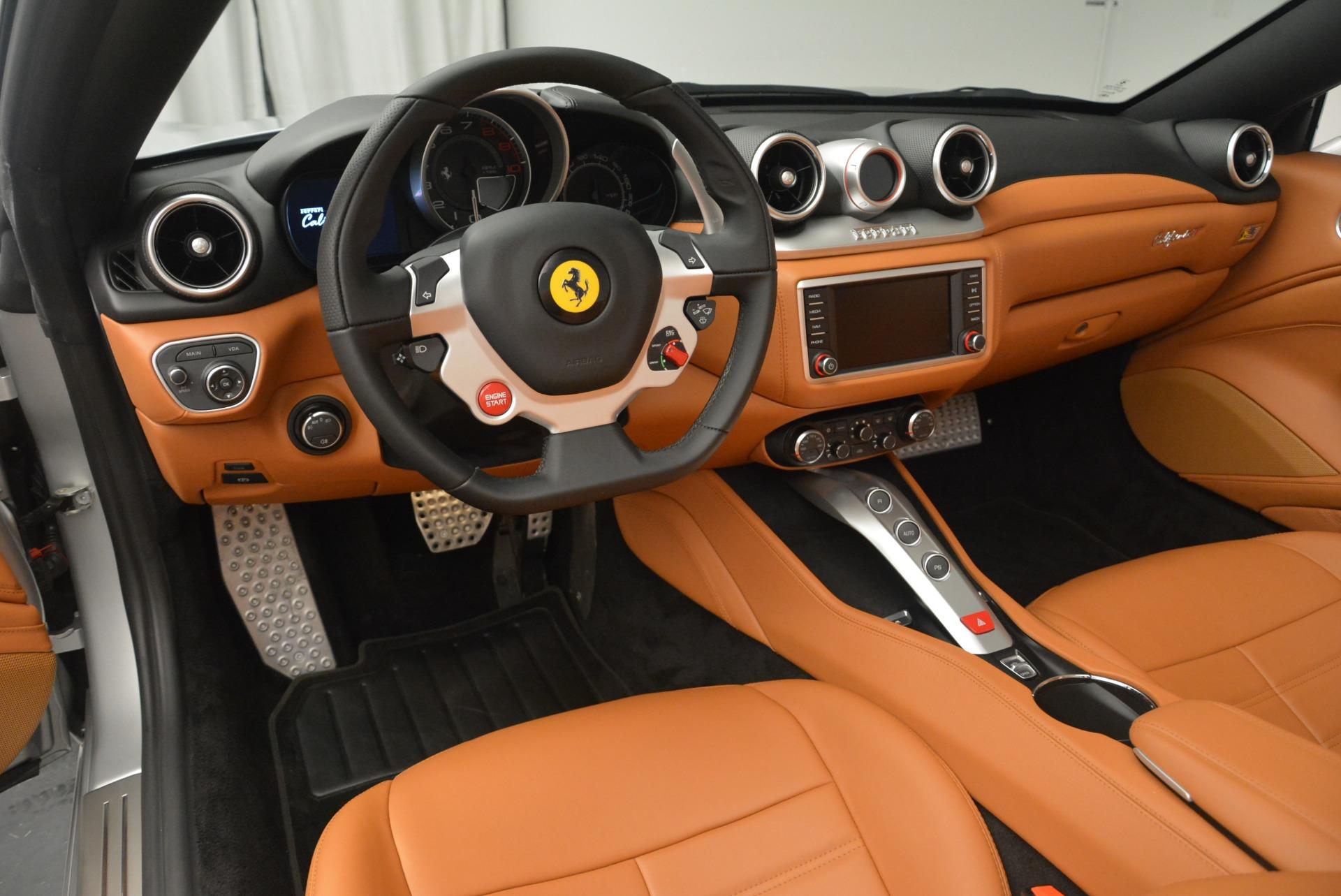 Used 2015 Ferrari California T  For Sale In Greenwich, CT 2514_p25