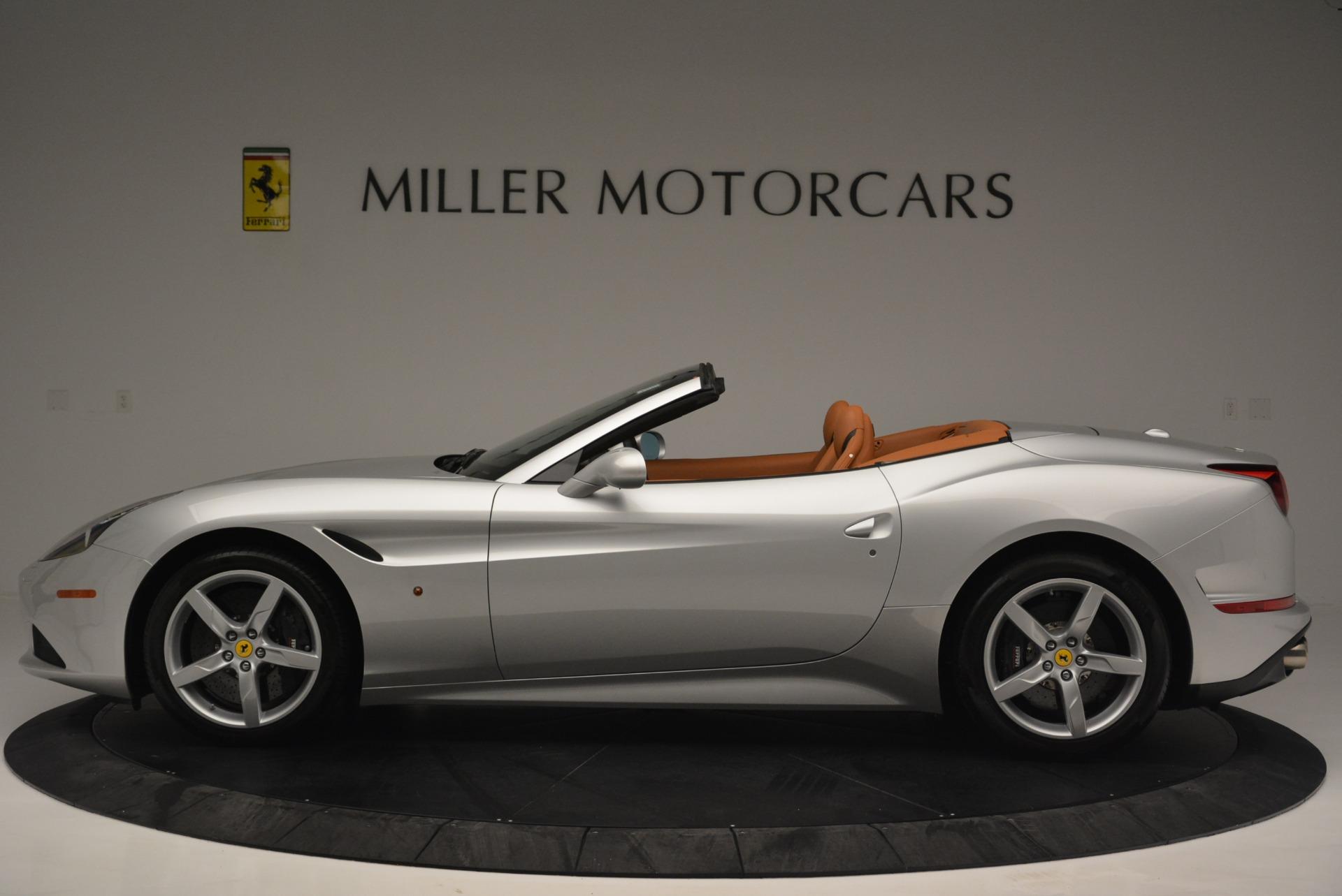 Used 2015 Ferrari California T  For Sale In Greenwich, CT 2514_p3