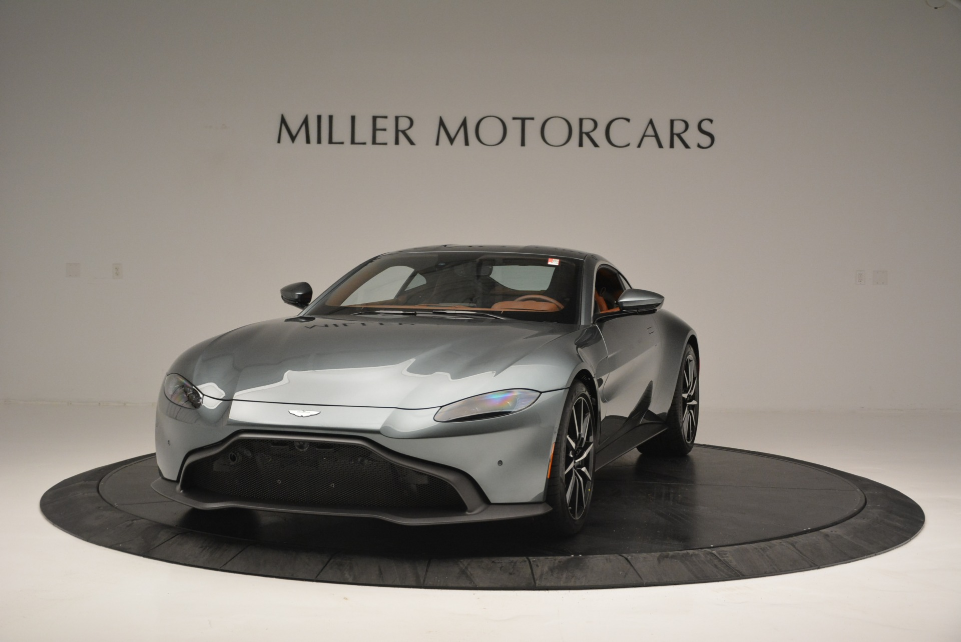 New 2019 Aston Martin Vantage Coupe For Sale In Greenwich, CT 2515_p2