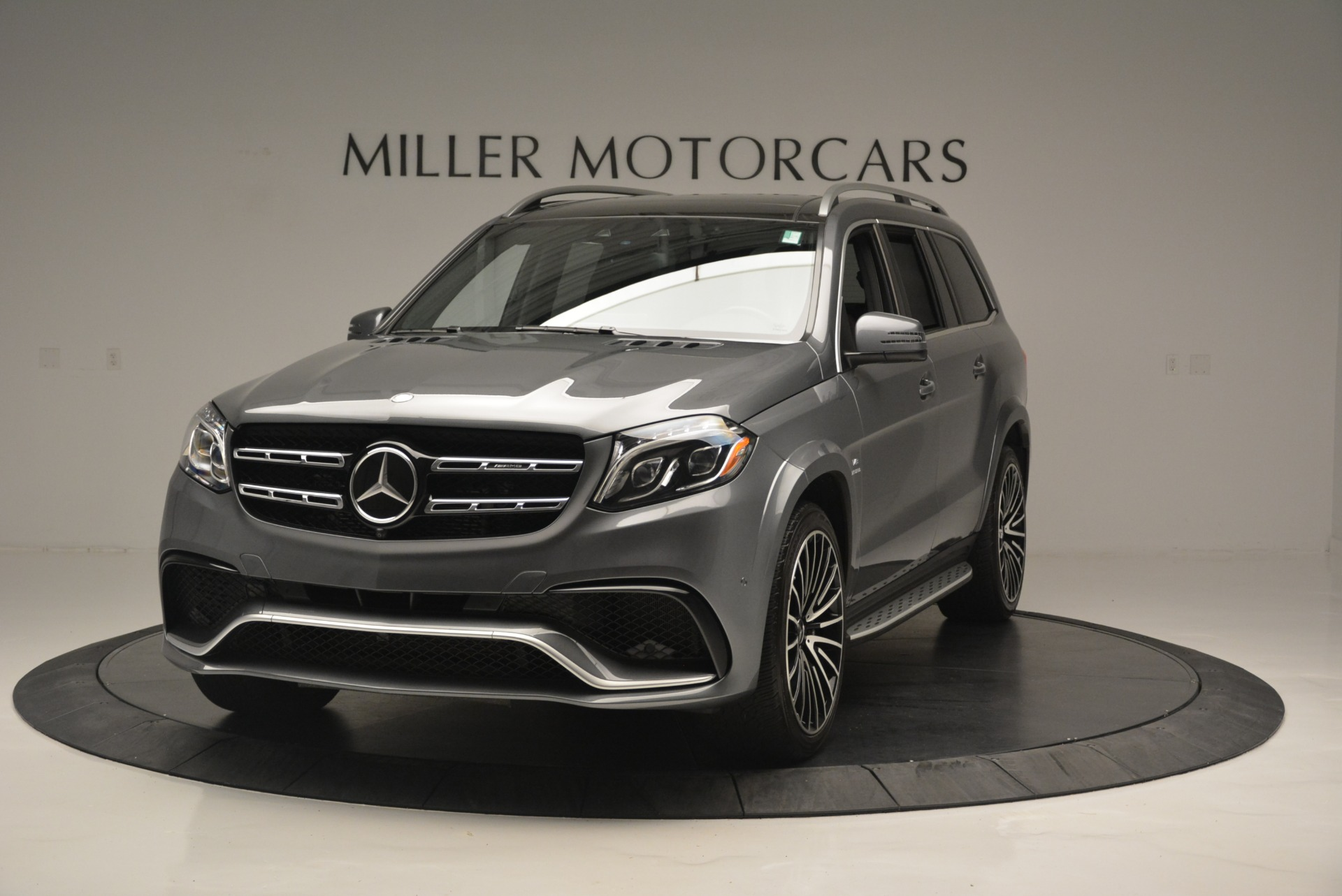 Used 2017 Mercedes-Benz GLS AMG GLS 63 For Sale In Greenwich, CT