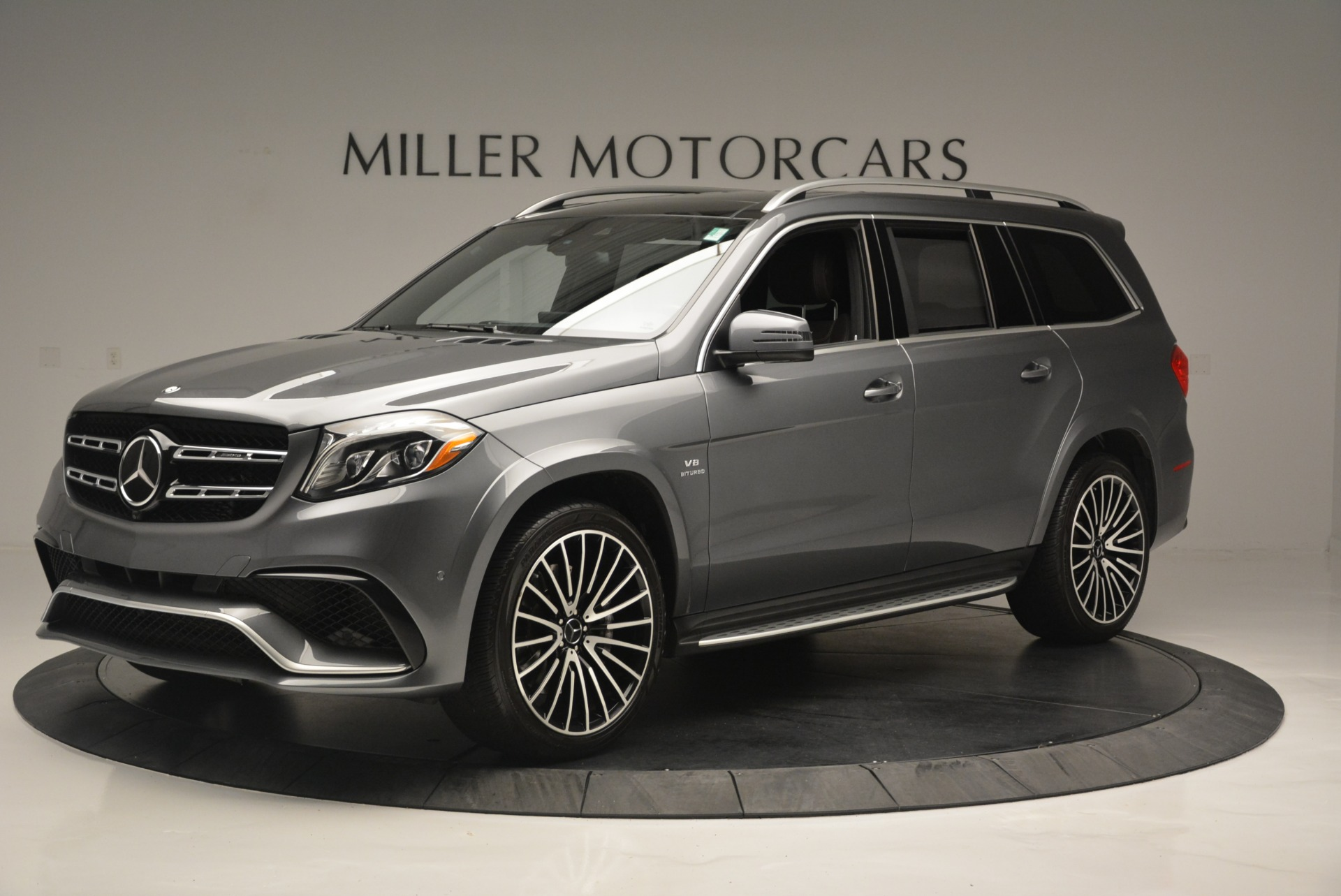 Used 2017 Mercedes-Benz GLS AMG GLS 63 For Sale In Greenwich, CT 2518_p2