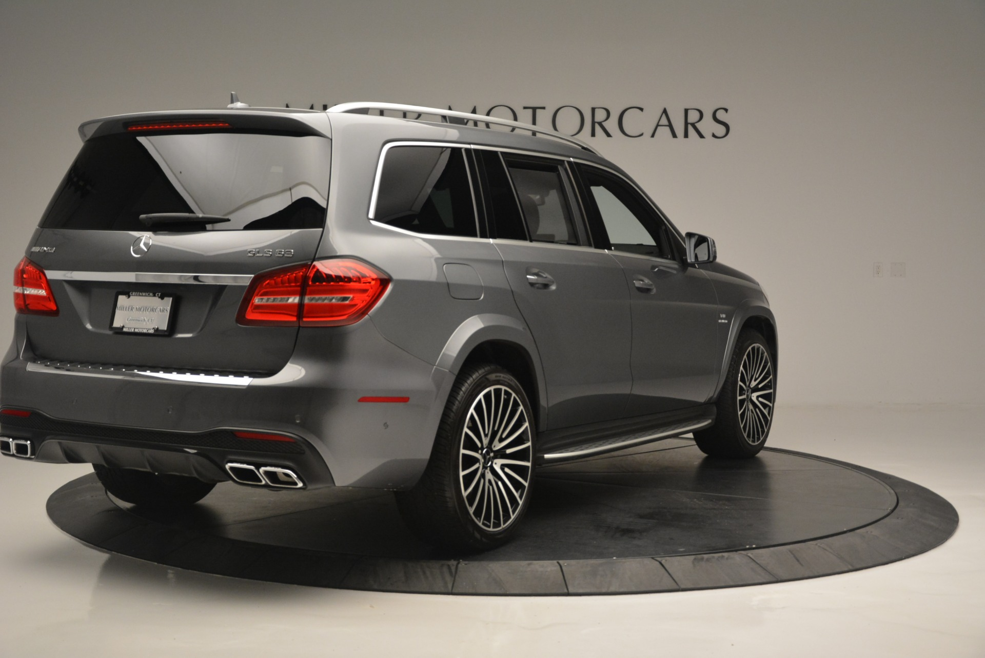 Used 2017 Mercedes-Benz GLS AMG GLS 63 For Sale In Greenwich, CT 2518_p8