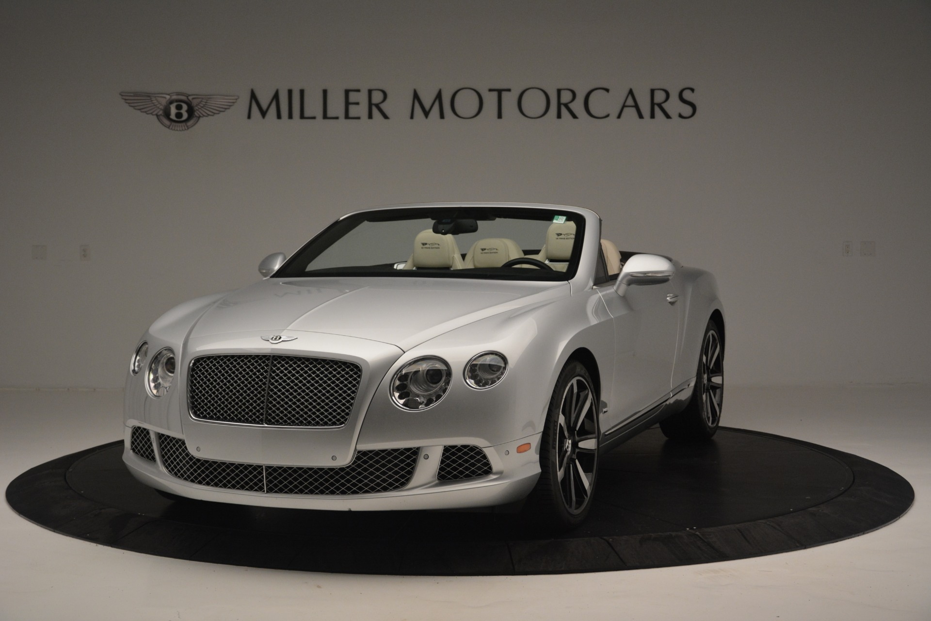Used 2013 Bentley Continental GT W12 Le Mans Edition For Sale In Greenwich, CT