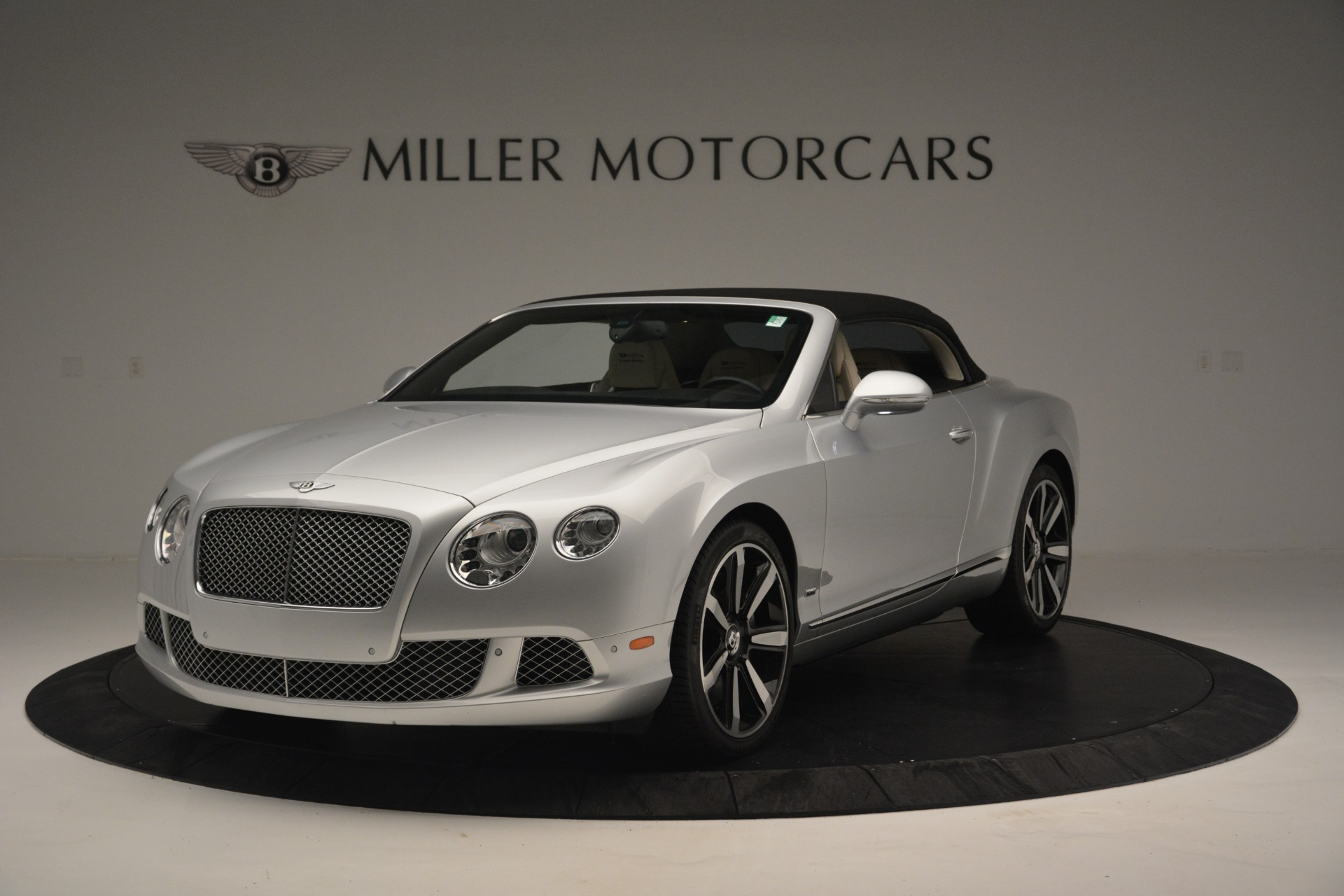 Used 2013 Bentley Continental GT W12 Le Mans Edition For Sale In Greenwich, CT 2519_p10
