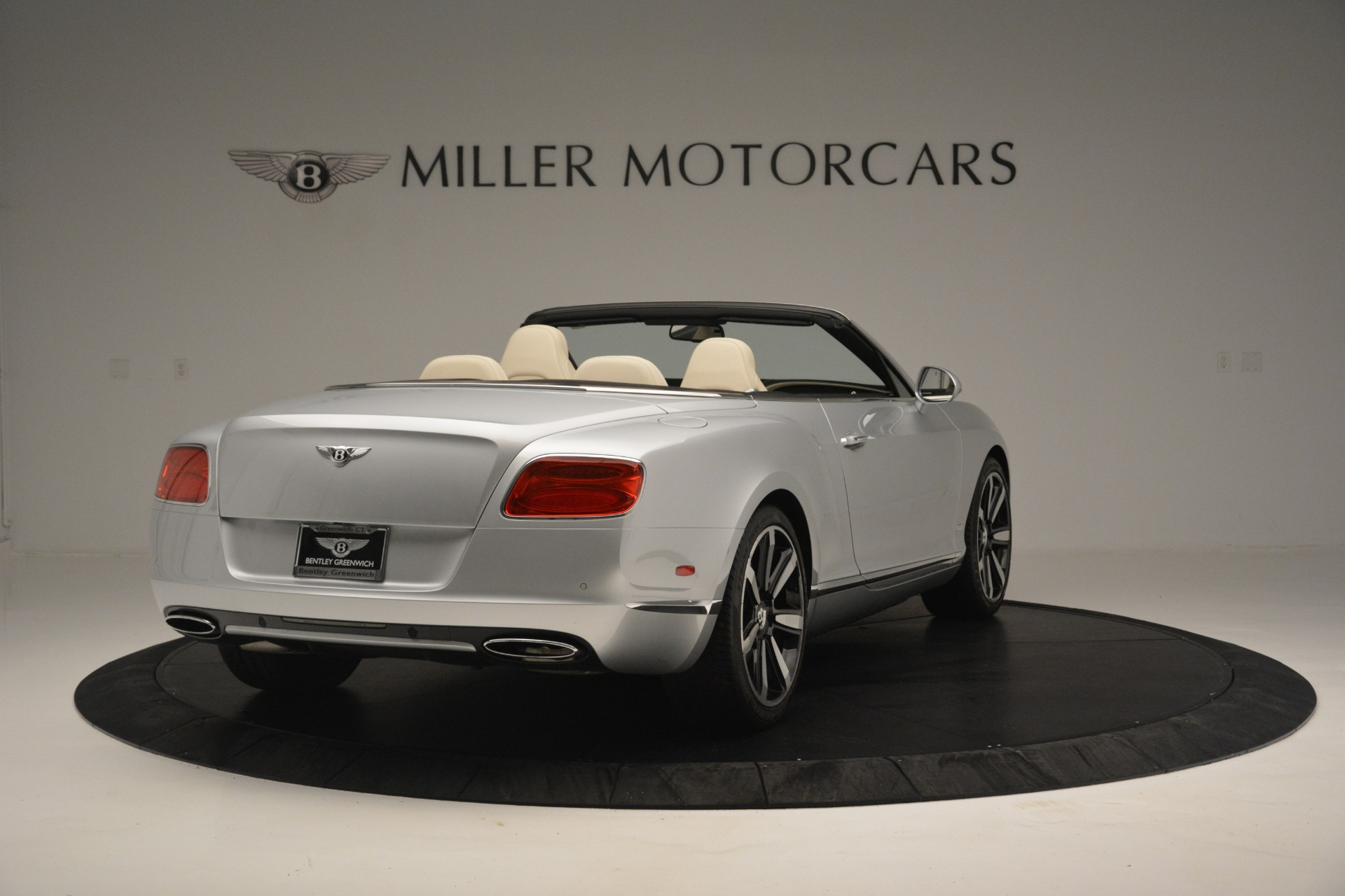Used 2013 Bentley Continental GT W12 Le Mans Edition For Sale In Greenwich, CT 2519_p6