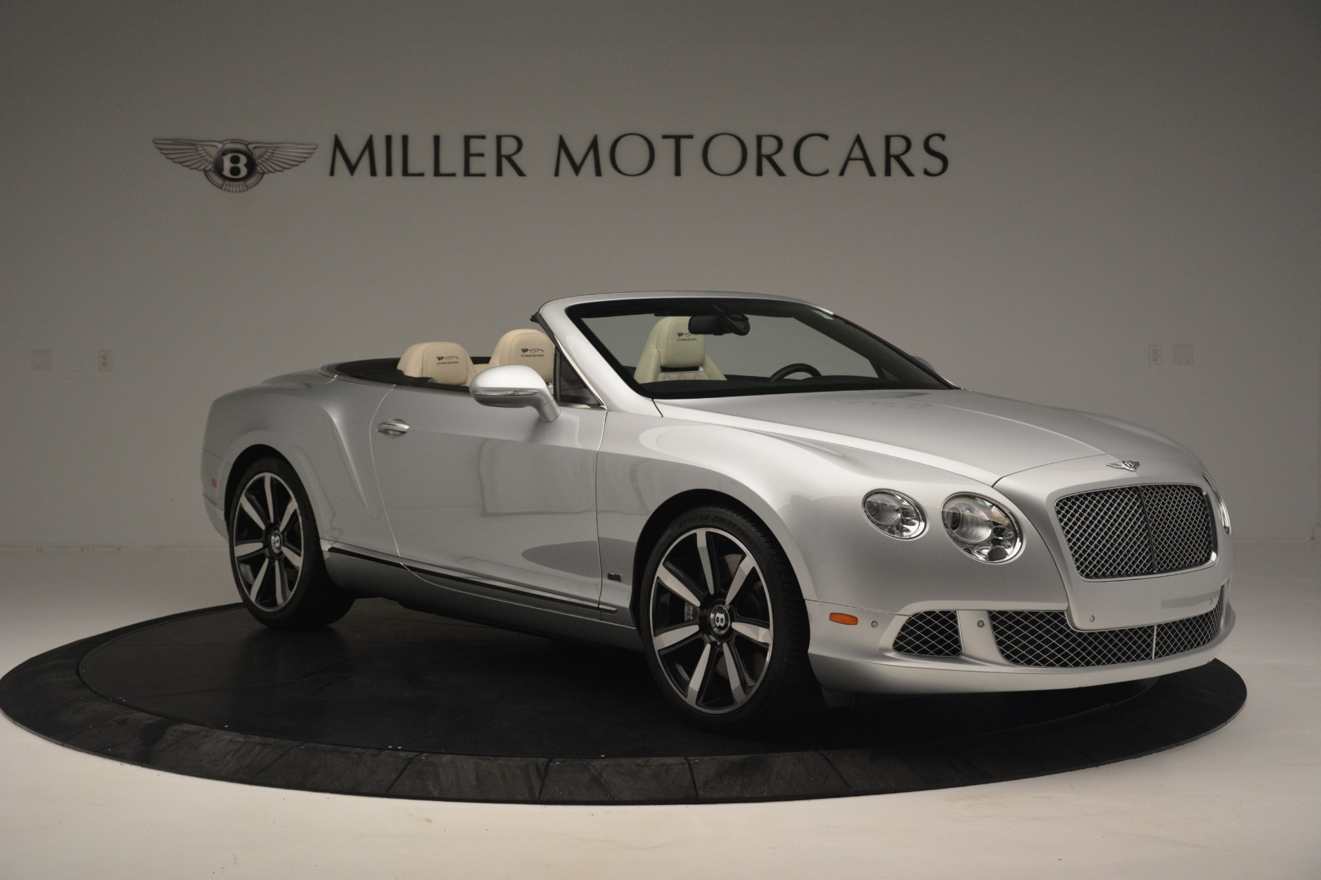 Used 2013 Bentley Continental GT W12 Le Mans Edition For Sale In Greenwich, CT 2519_p8