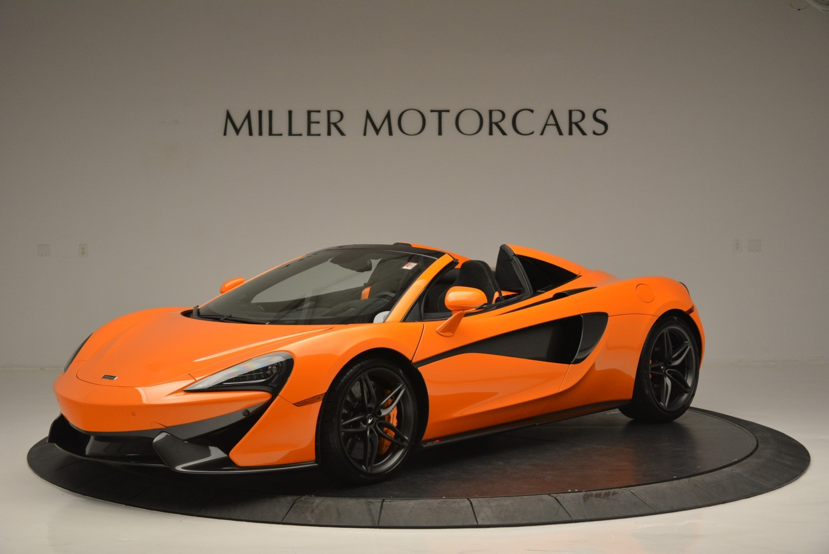 New 2019 McLaren 570S Spider Convertible For Sale In Greenwich, CT 2520_main