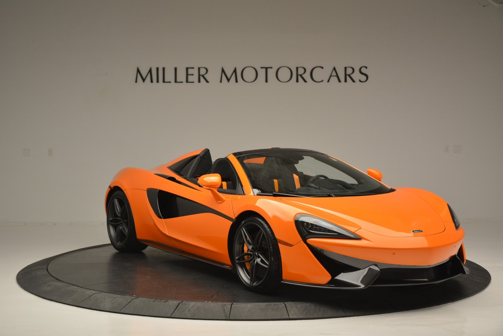 New 2019 McLaren 570S Spider Convertible For Sale In Greenwich, CT 2520_p11