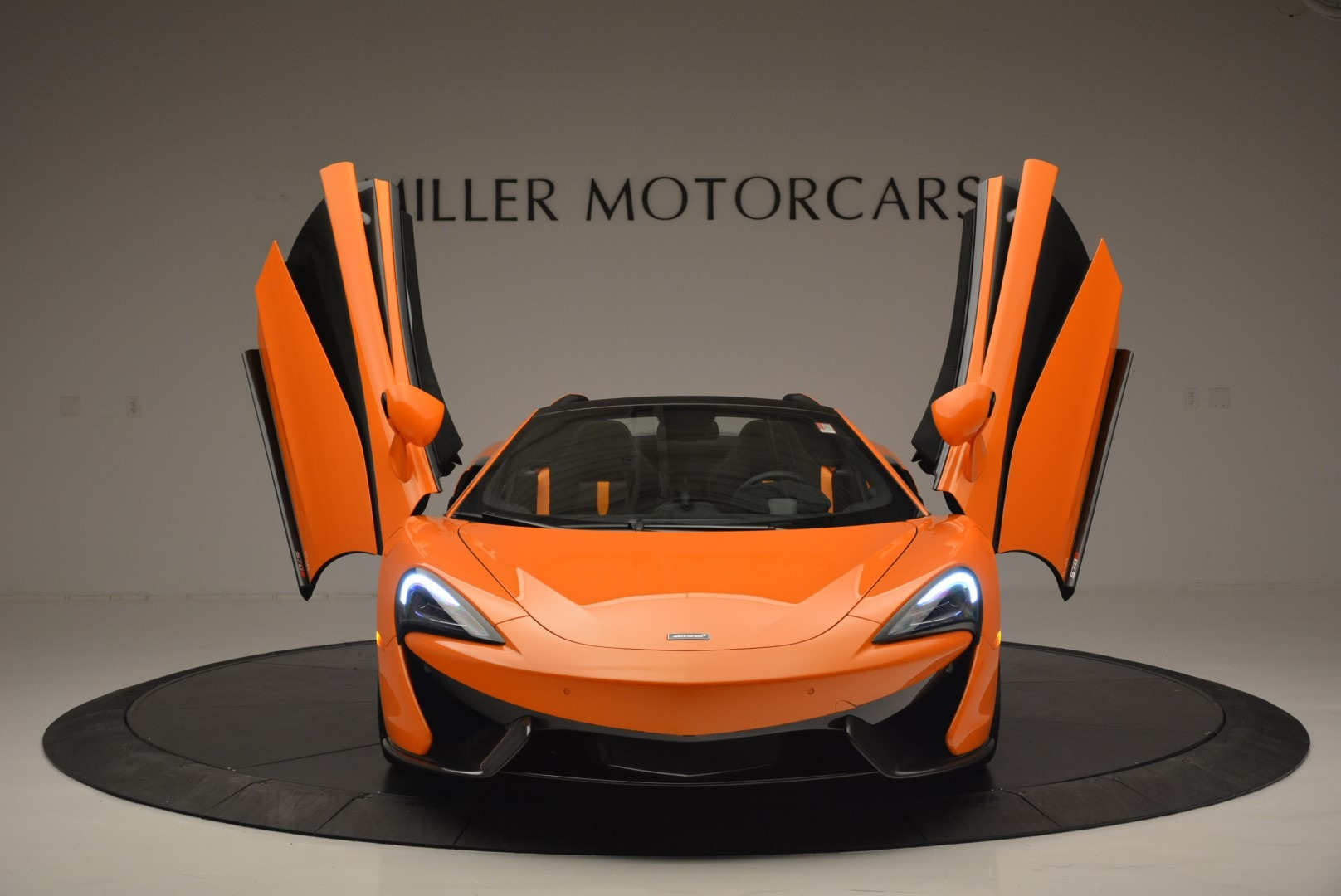 New 2019 McLaren 570S Spider Convertible For Sale In Greenwich, CT 2520_p13